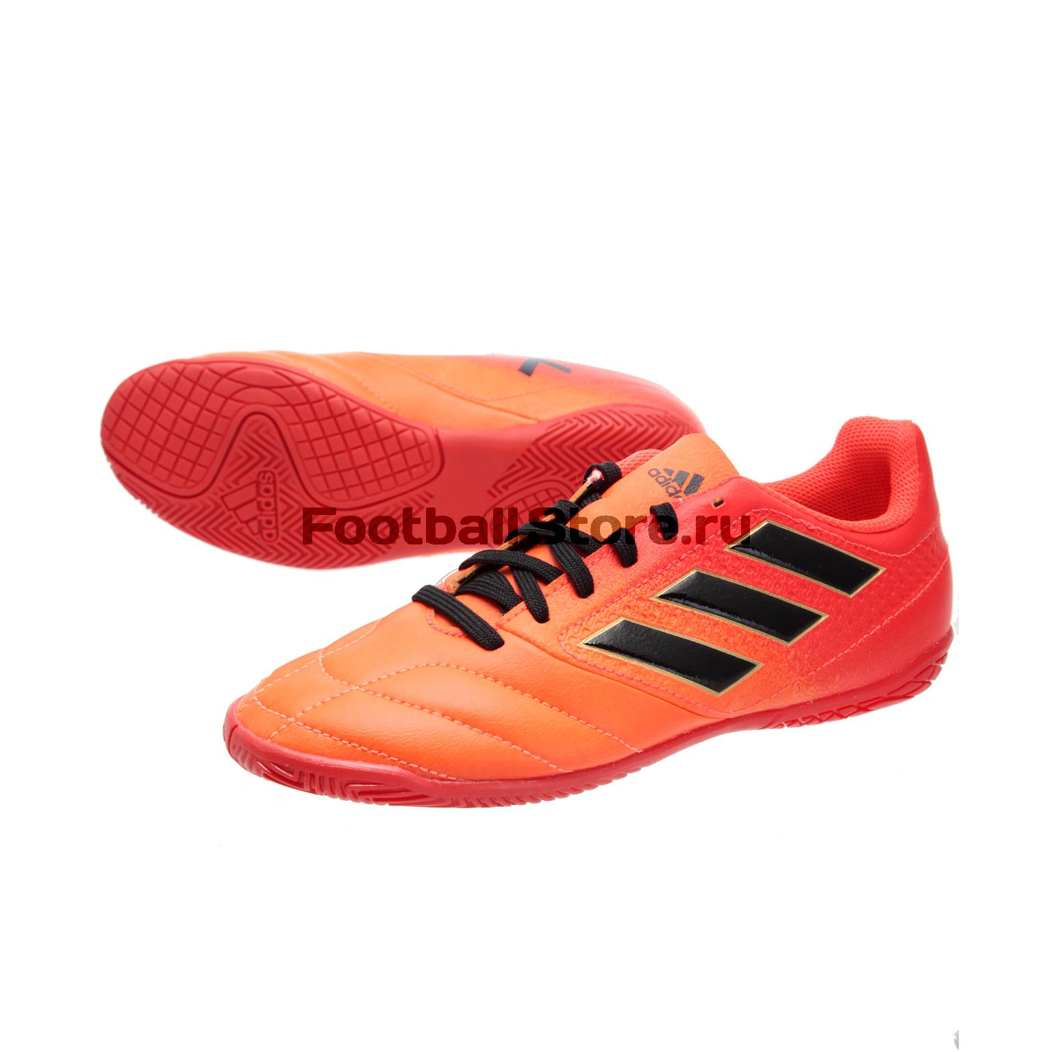 Фото Обувь для зала Adidas Ace 17.4 IN JR S77107