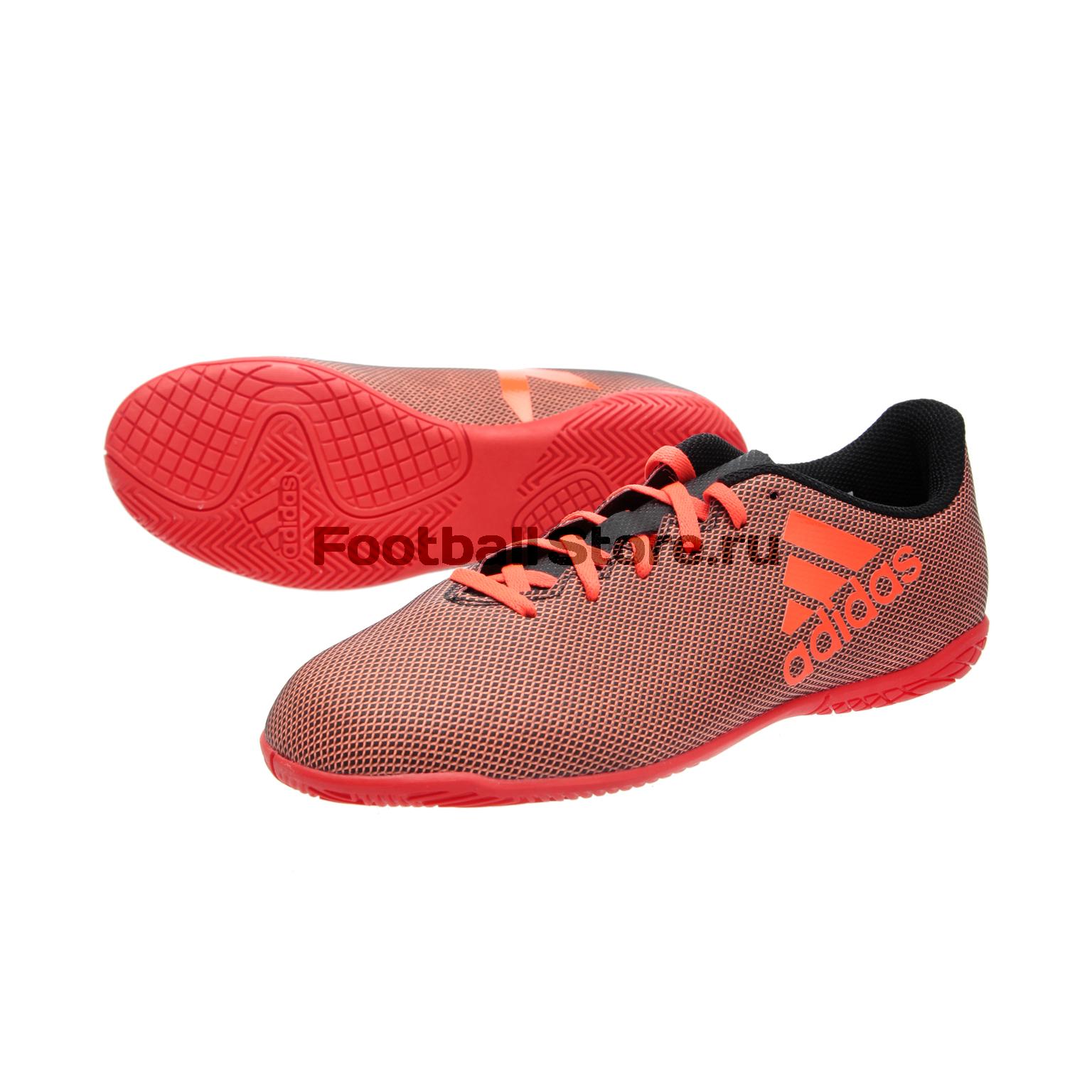 Фото Обувь для зала Adidas X 17.4 IN JR S82409