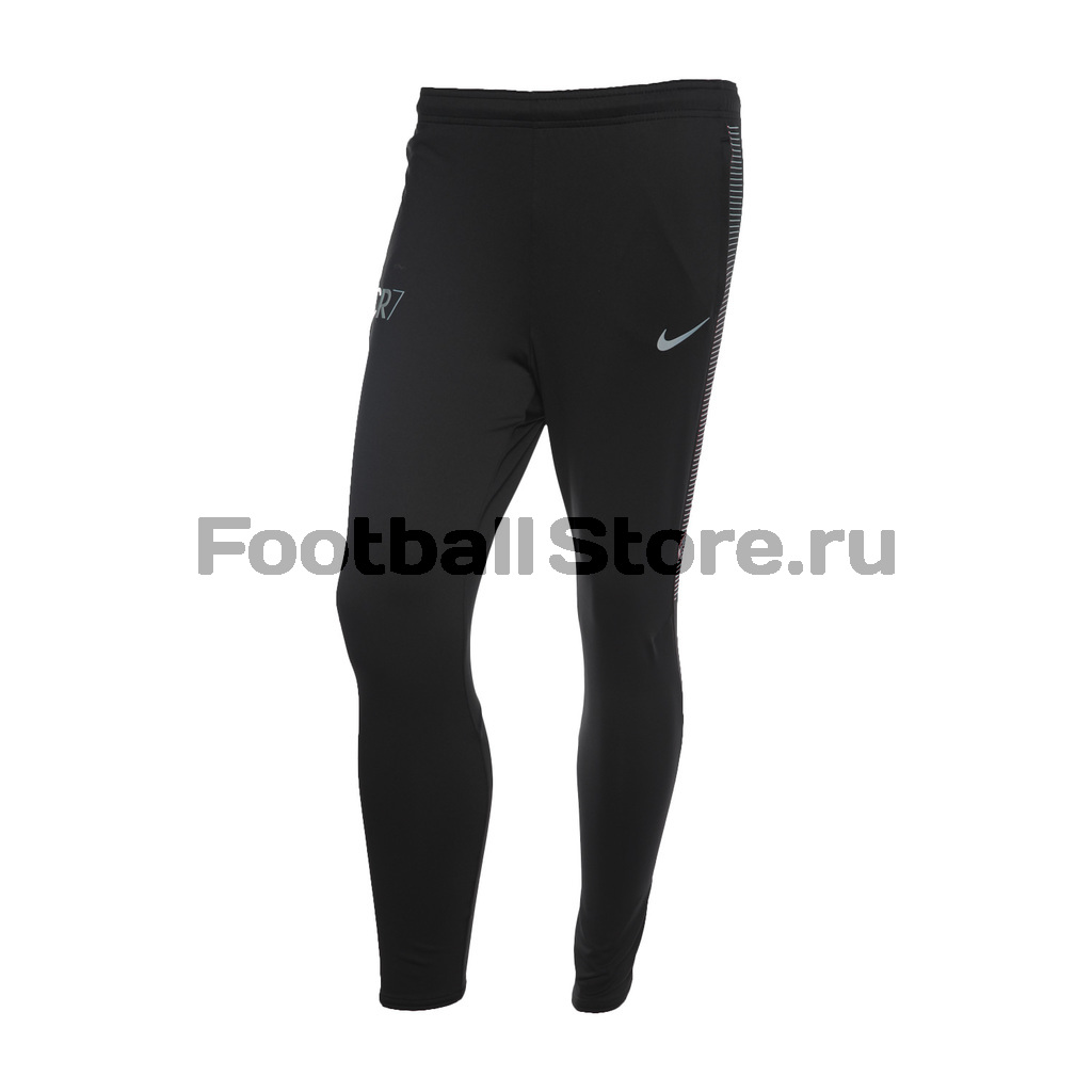 Брюки Nike Брюки тренировочные Nike CR7 Dry SQD Pant 882726-010 брюки puma брюки ftbltrg pant
