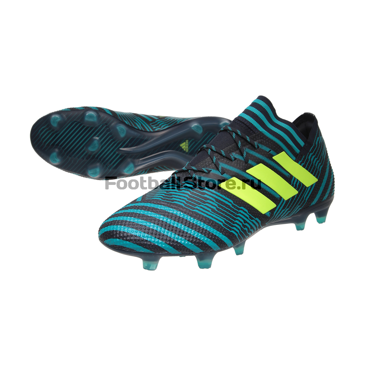 Игровые бутсы Adidas Бутсы Adidas Nemeziz 17.1 FG BB6078 adidas denim superskin