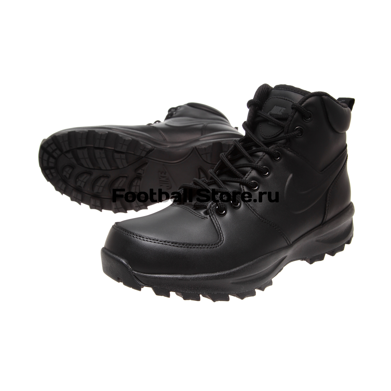 Кроссовки Nike Кроссовки Nike Manoa Leather 454350-003 10ets08fp to 220f