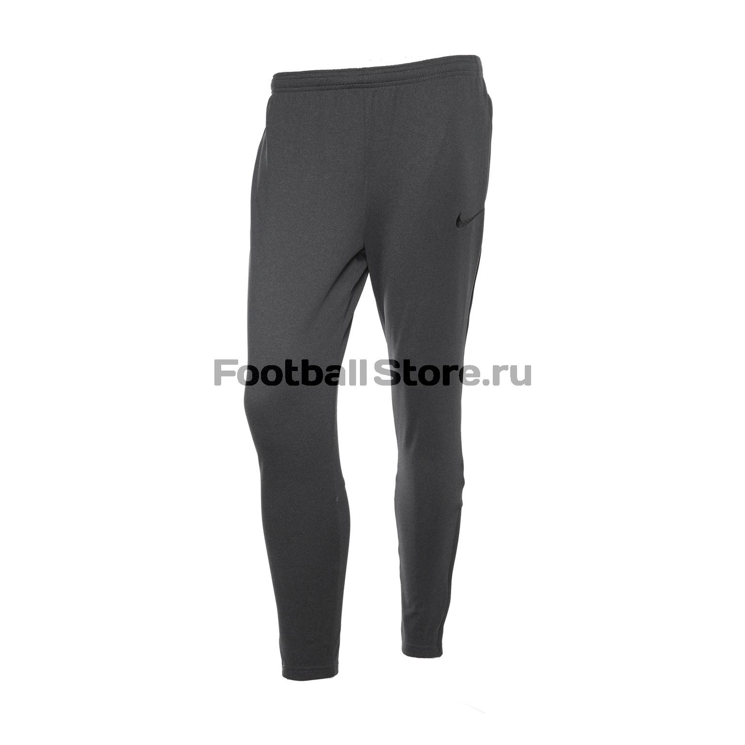 Брюки тренировочные Nike Dry Academy WTR AH3924-011 nike брюки тренировочные nike strike pnt wp wz 688393 011