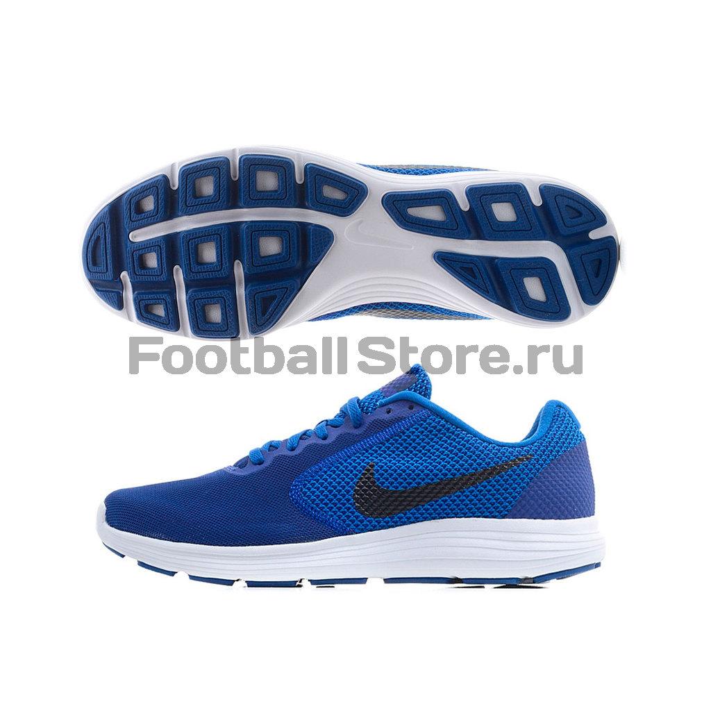 Кроссовки Nike Кроссовки Nike Revolution 3 819300-408