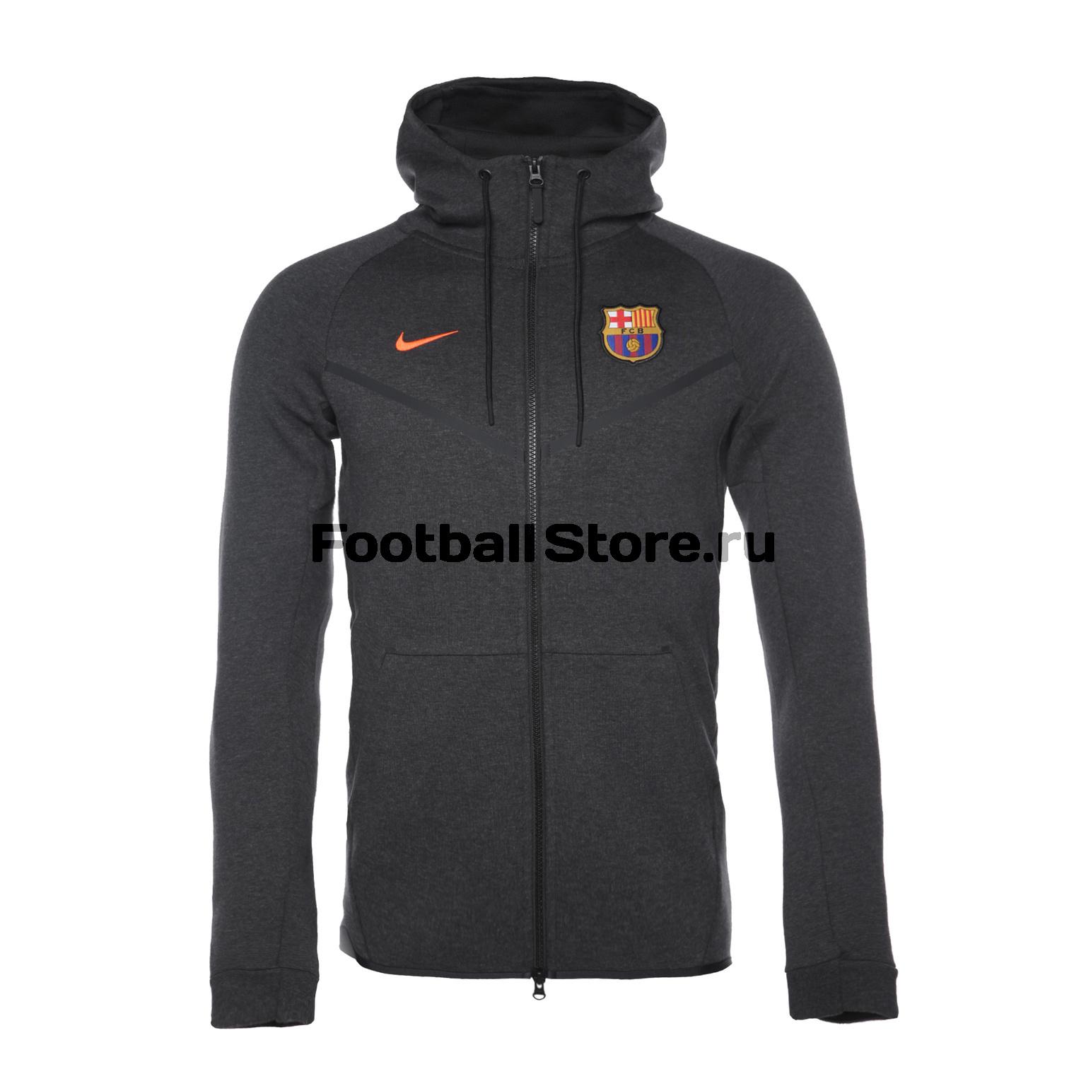 Толстовка Nike Barcelona TCH FLC AA1929-036
