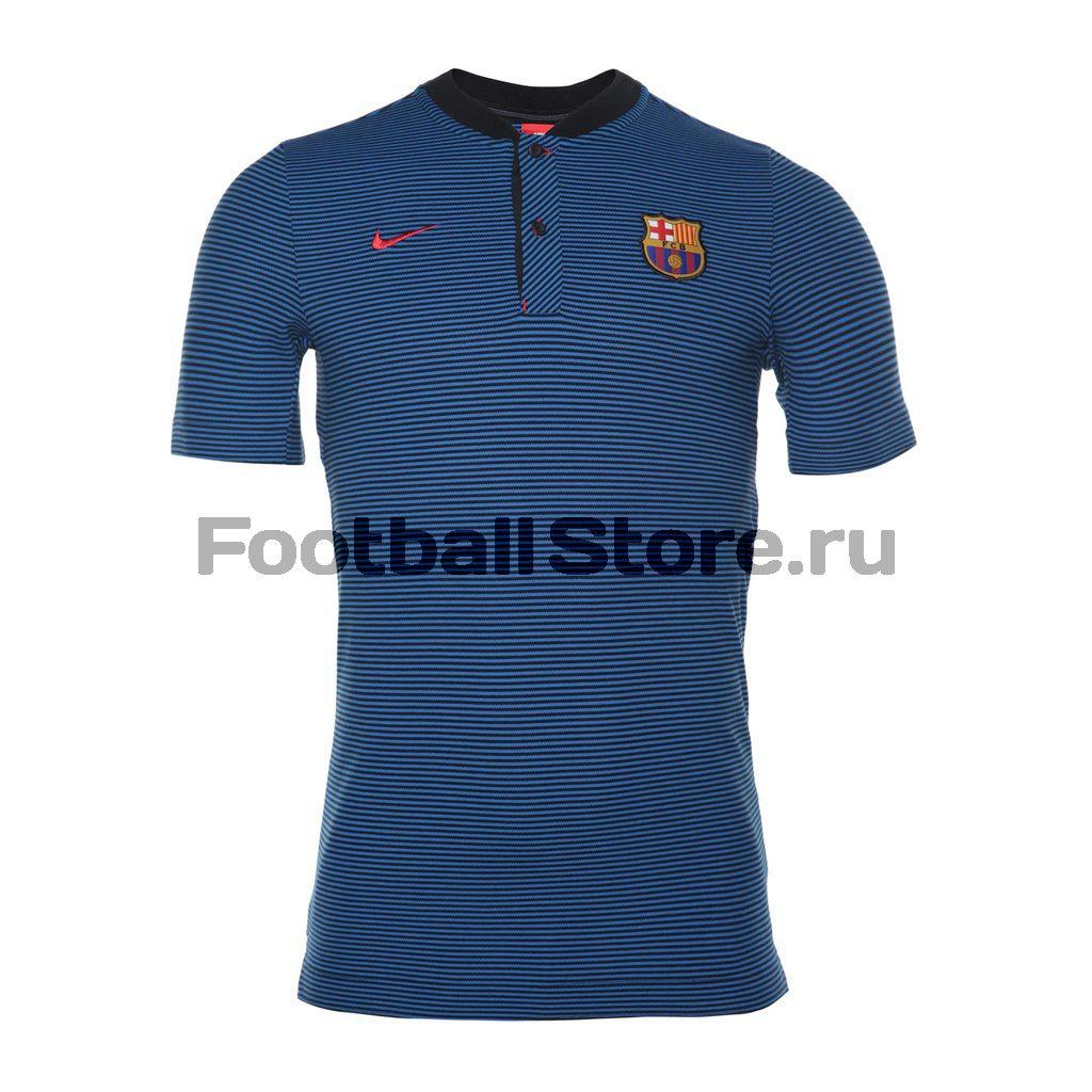 Barcelona Nike Поло Nike Barcelona Modern Aut 867825-012