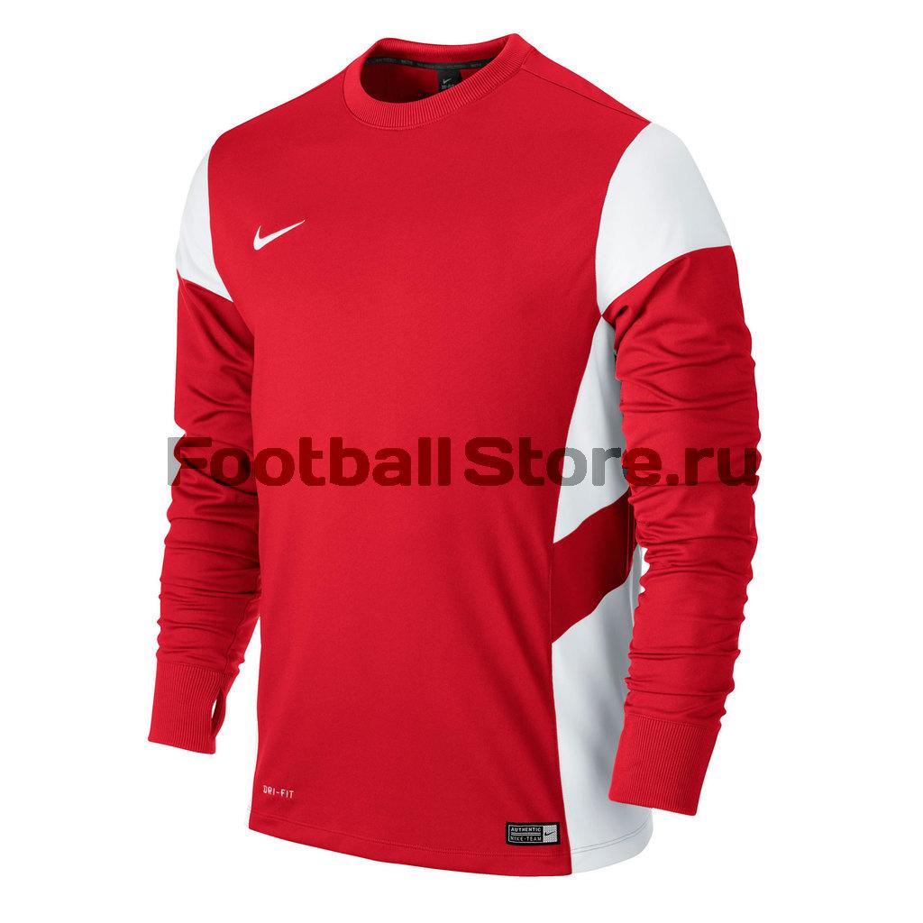 Тренировочная форма Nike Свитер тренировочный Nike Boys Academy 588401-657 игровая форма nike футболка детская nike ss precision iii jsy boys 645918 410