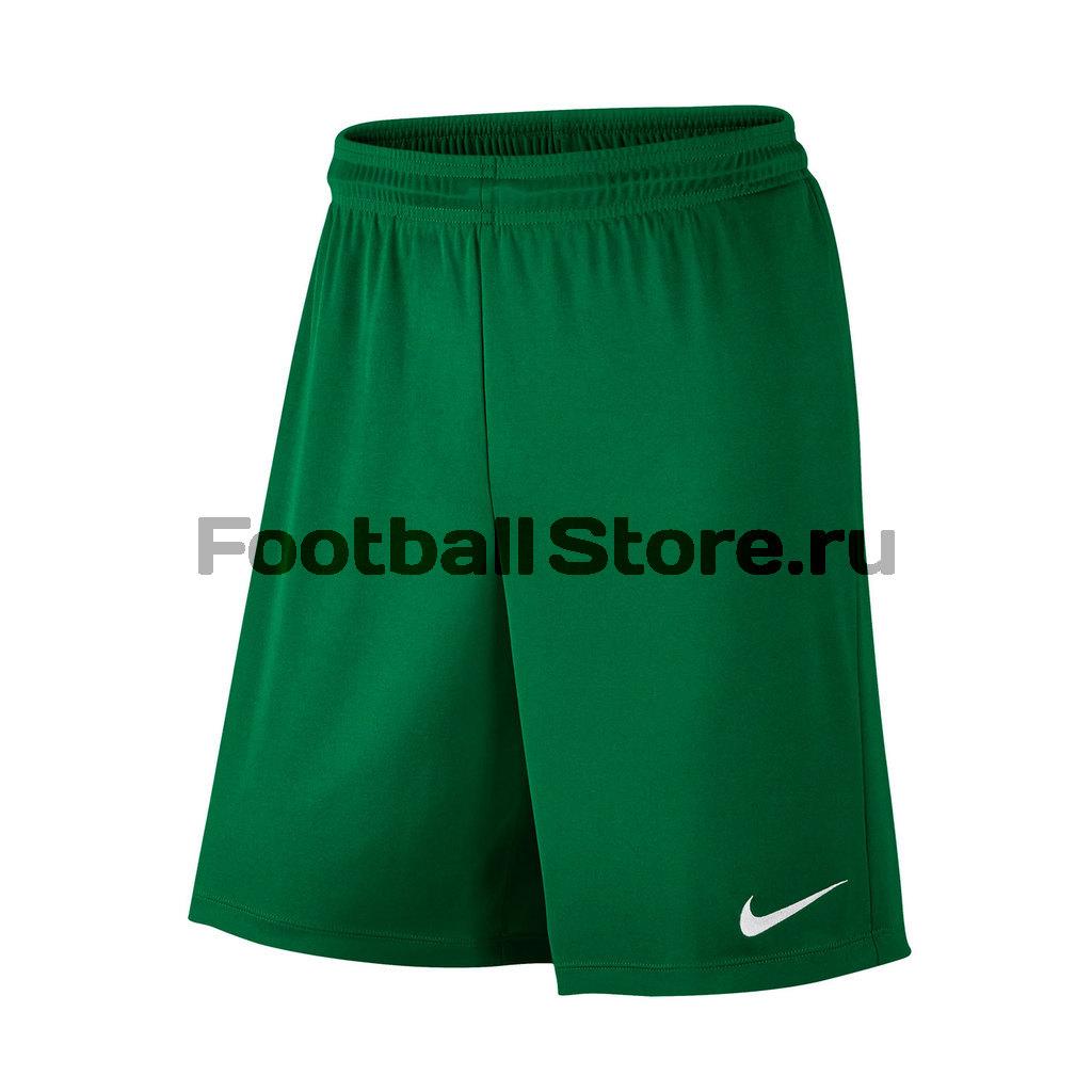 Шорты Nike Шорты игровые Nike Park II Knit Short WB 725903-302 шорты nike шорты игровые nike park ii knit short wb 725903 410