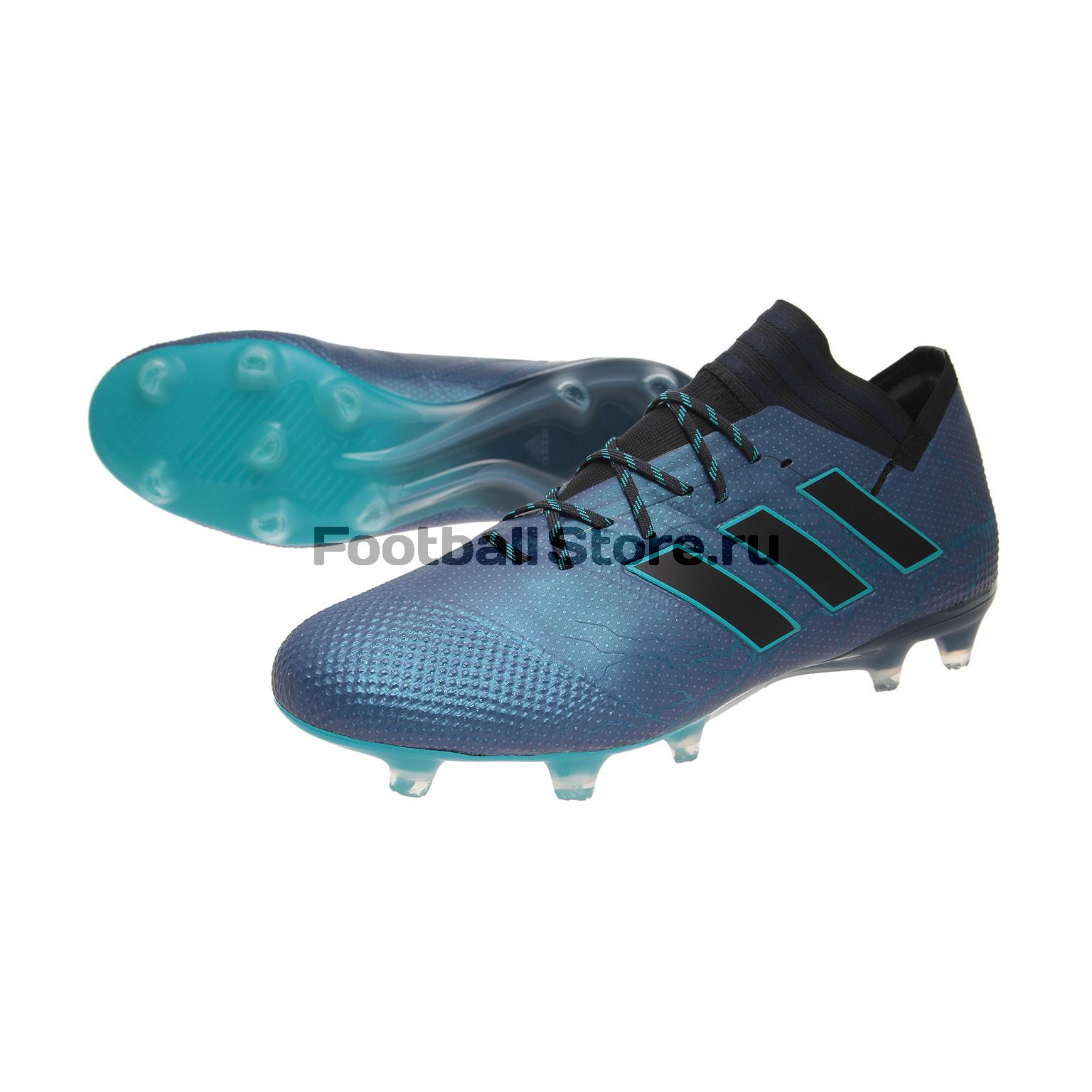 Бутсы Adidas Nemeziz 17.1 FG BB6080 детские бутсы nike бутсы nike jr phantom 3 elite df fg ah7292 081
