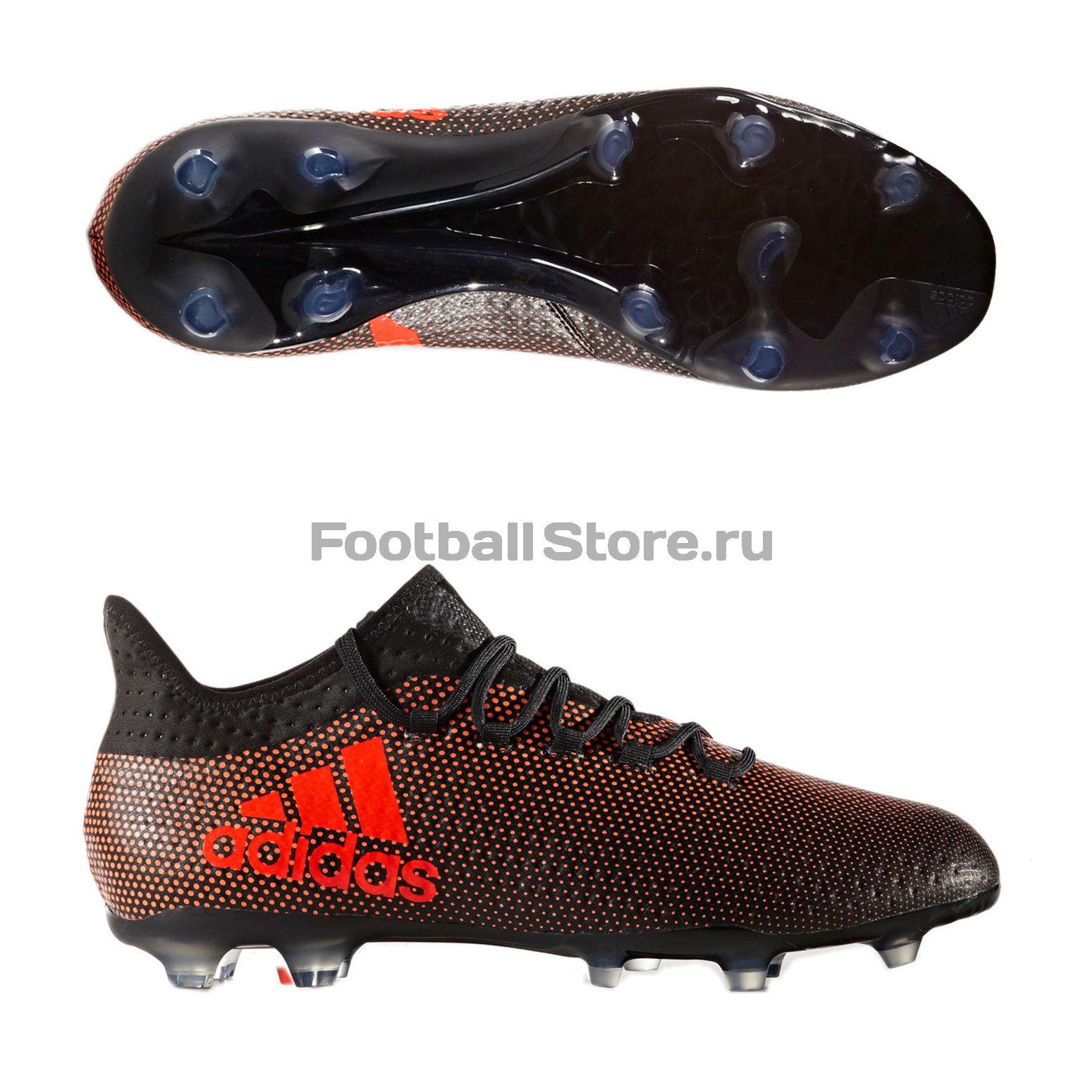все цены на Игровые бутсы Adidas Бутсы Adidas X 17.2 FG S82324 онлайн
