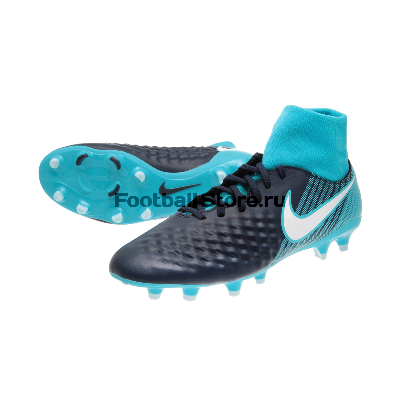 Игровые бутсы Nike Бутсы Nike Magista Onda II DF FG 917787-414 игровые бутсы nike бутсы nike magista orden ii fg 843812 801