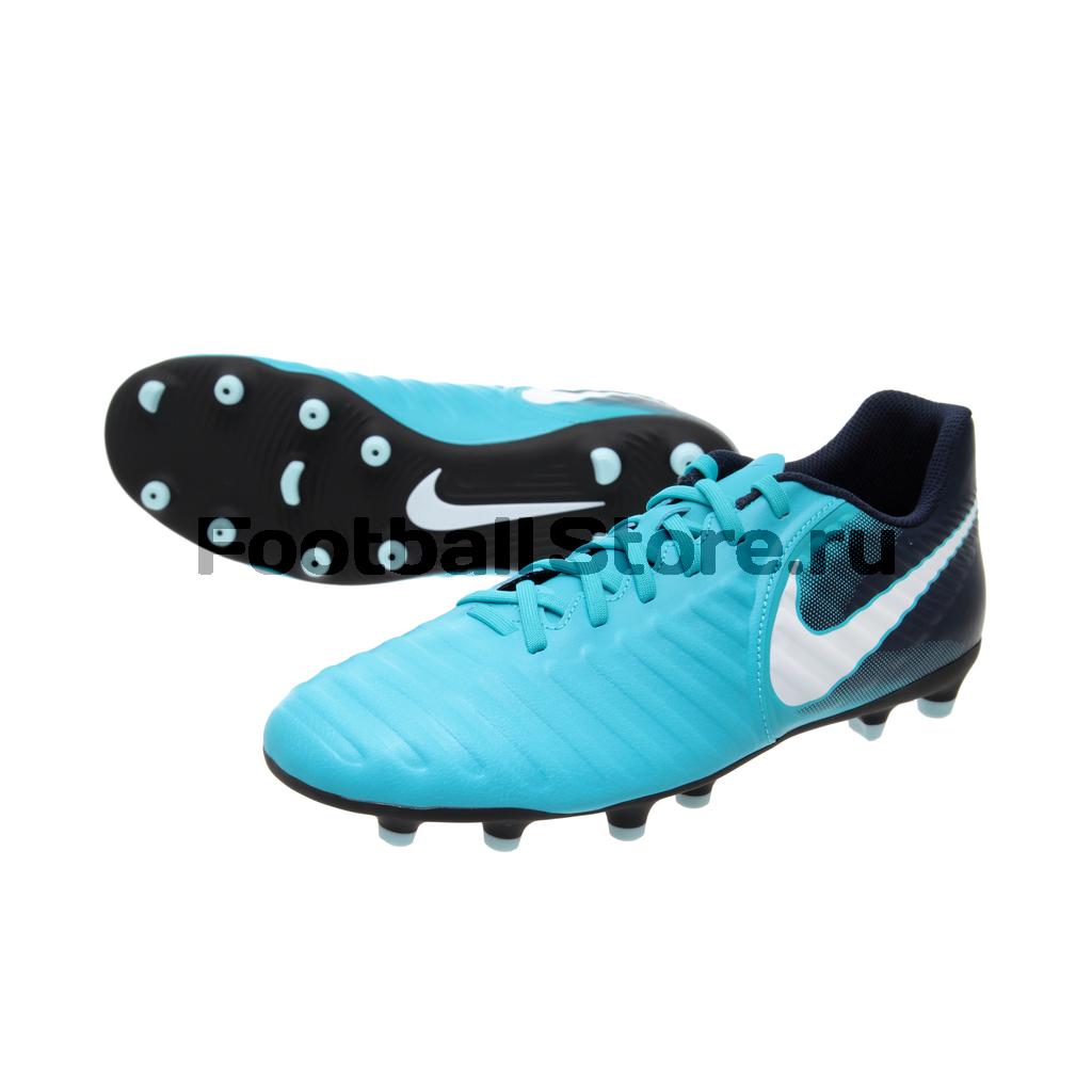 Игровые бутсы Nike Бутсы Nike Tiempo Rio IV FG 897759-414