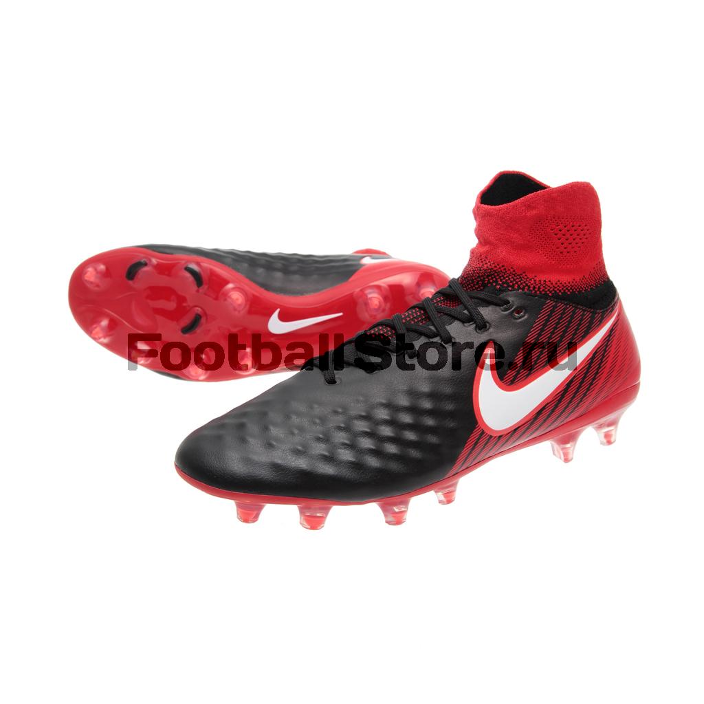 Игровые бутсы Nike Бутсы Nike Magista Orden II FG 843812-061 туристический рюкзак nike bz9518 061 38 sb bz9518 323 061