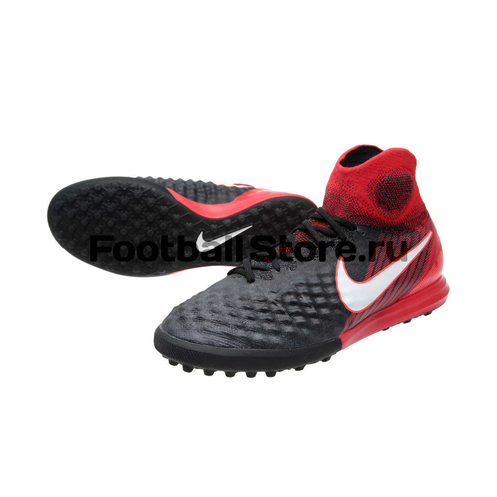Шиповки Nike MagistaX Proximo II DF TF 843958-061 шиповки nike magistax finale ii se tf 897738 004 sr чер гол