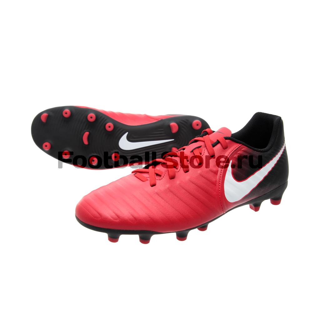 Игровые бутсы Nike Бутсы Nike Tiempo Rio IV FG 897759-616