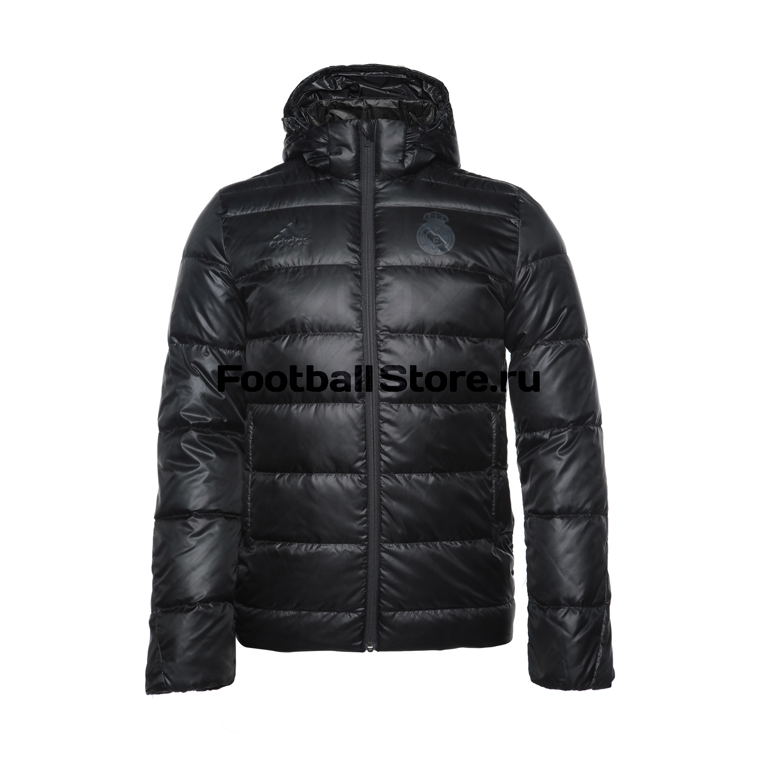 Куртки/Пуховики Adidas Пуховик Adidas Real Madrid BR2527 real madrid adidas свитер adidas real madrid euhybrid top bq7851