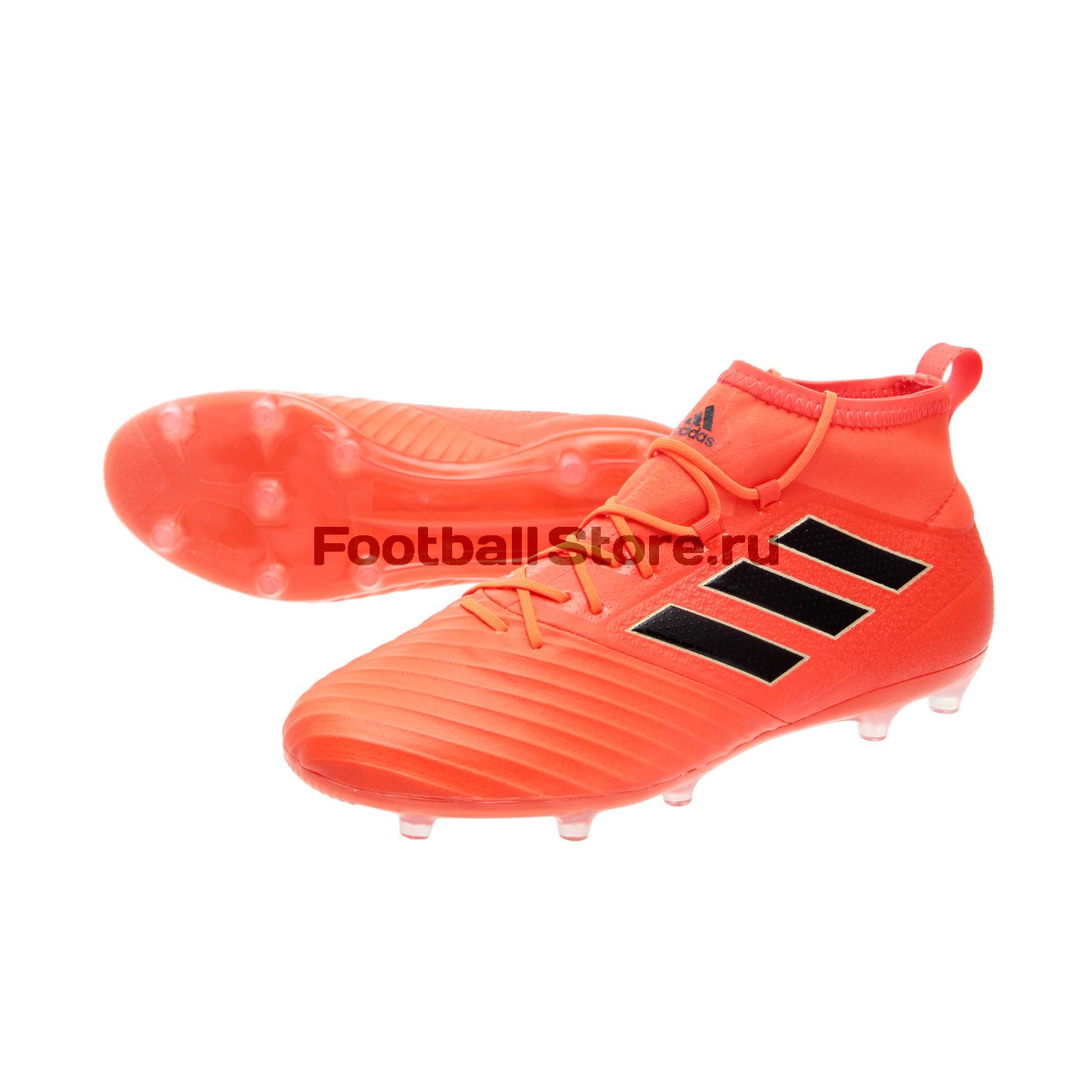 Бутсы Adidas Ace 17.2 FG BY2190 сандалии ash р 37 eu 36 ru