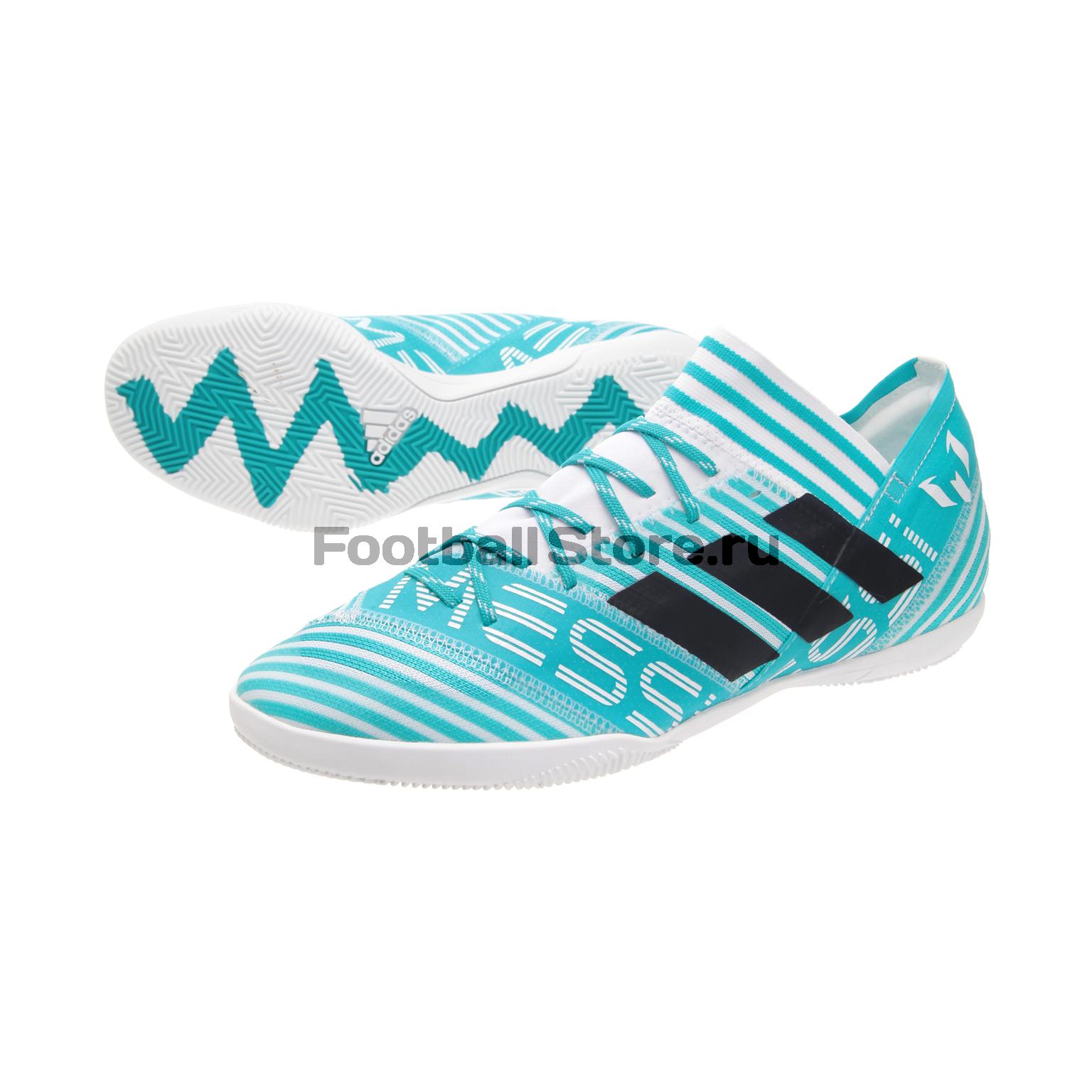 Обувь для зала Adidas Nemeziz Messi Tango 17.3 IN BY2416 обувь для зала adidas nemeziz tango 17 3 in jr cp9182