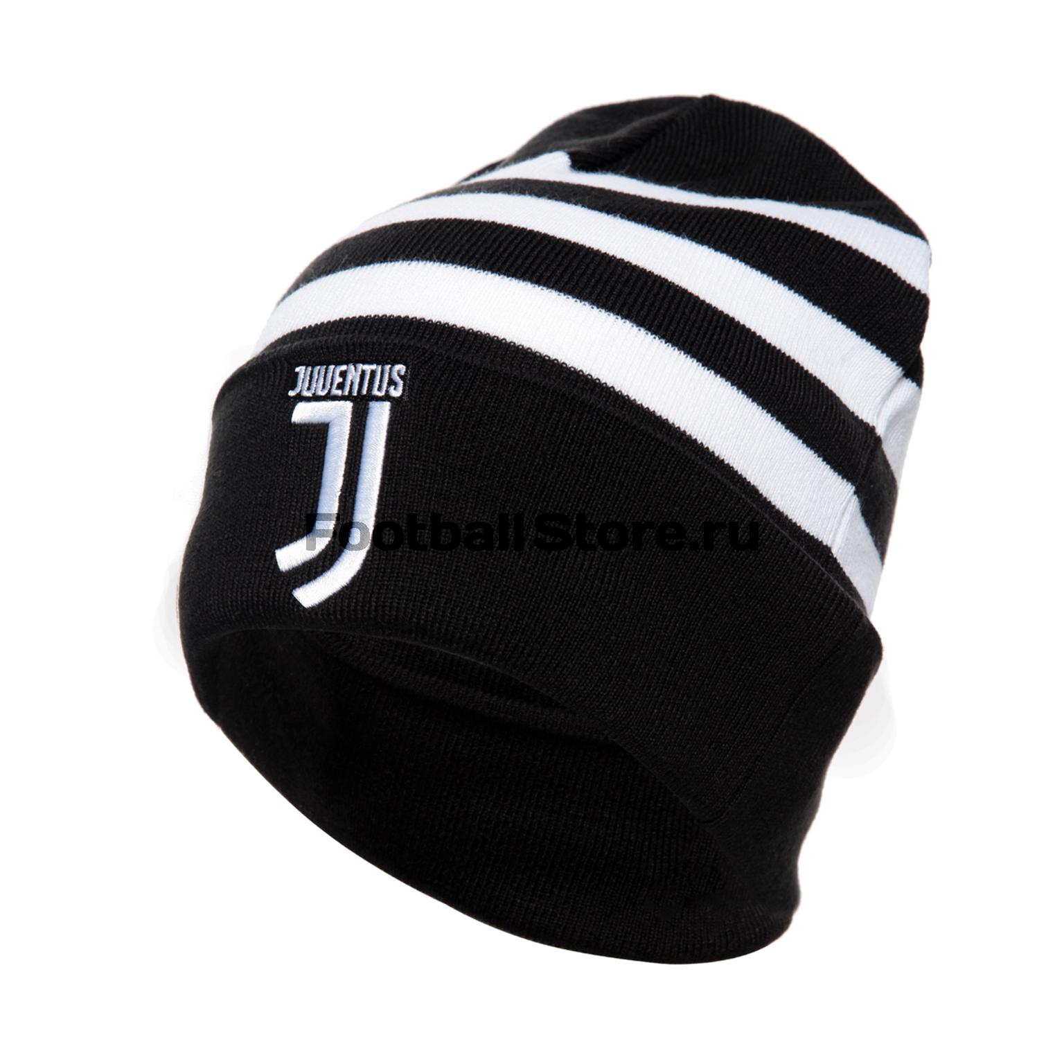 Juventus Adidas Шапка Adidas Juventus Woolie BR7010 juventus tigres