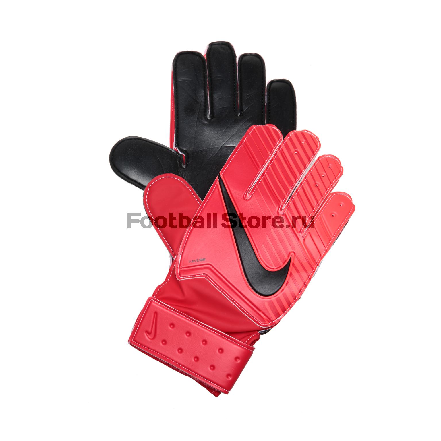 Перчатки вратарские Nike GK Match JR GS0343-657 детские бутсы nike бутсы nike jr phantom 3 elite df fg ah7292 081