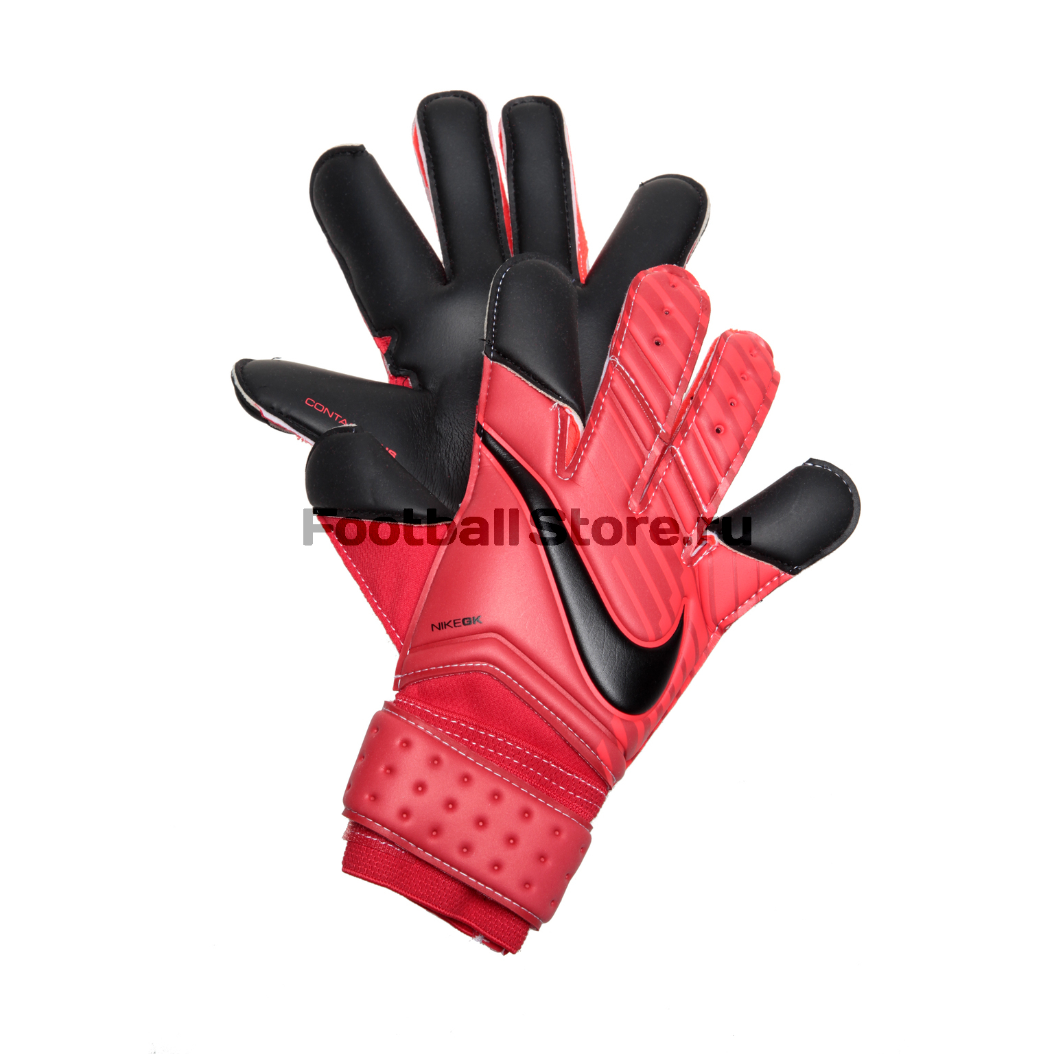Перчатки Nike Перчатки вратарские Nike GK Vapor GS0347-657 спортинвентарь nike чехол для iphone 6 на руку nike vapor flash arm band 2 0 n rn 50 078 os