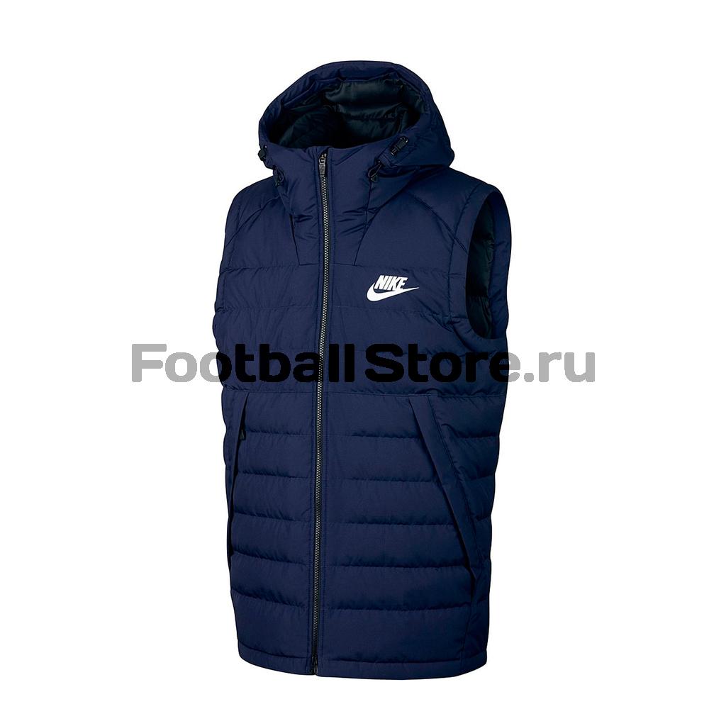 Куртки/Пуховики Nike Жилет Nike M NSW Down Fill Vest 806858-429 жилеты nike жилет w nsw dwn fill vest