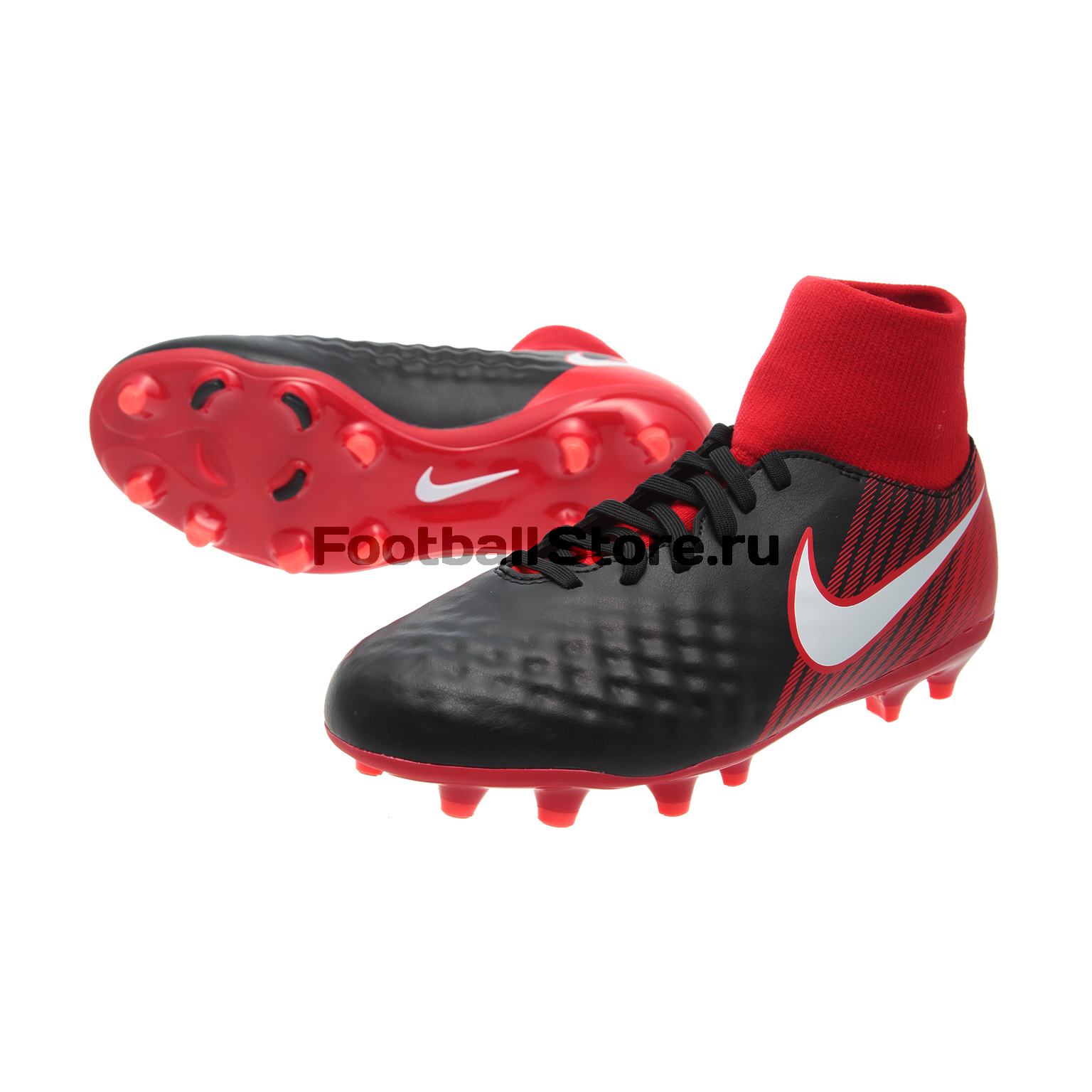 Бутсы Nike JR Magista Onda II DF FG 917776-061 бутсы nike superfly academy gs cr7 jr fg mg aj3111 390