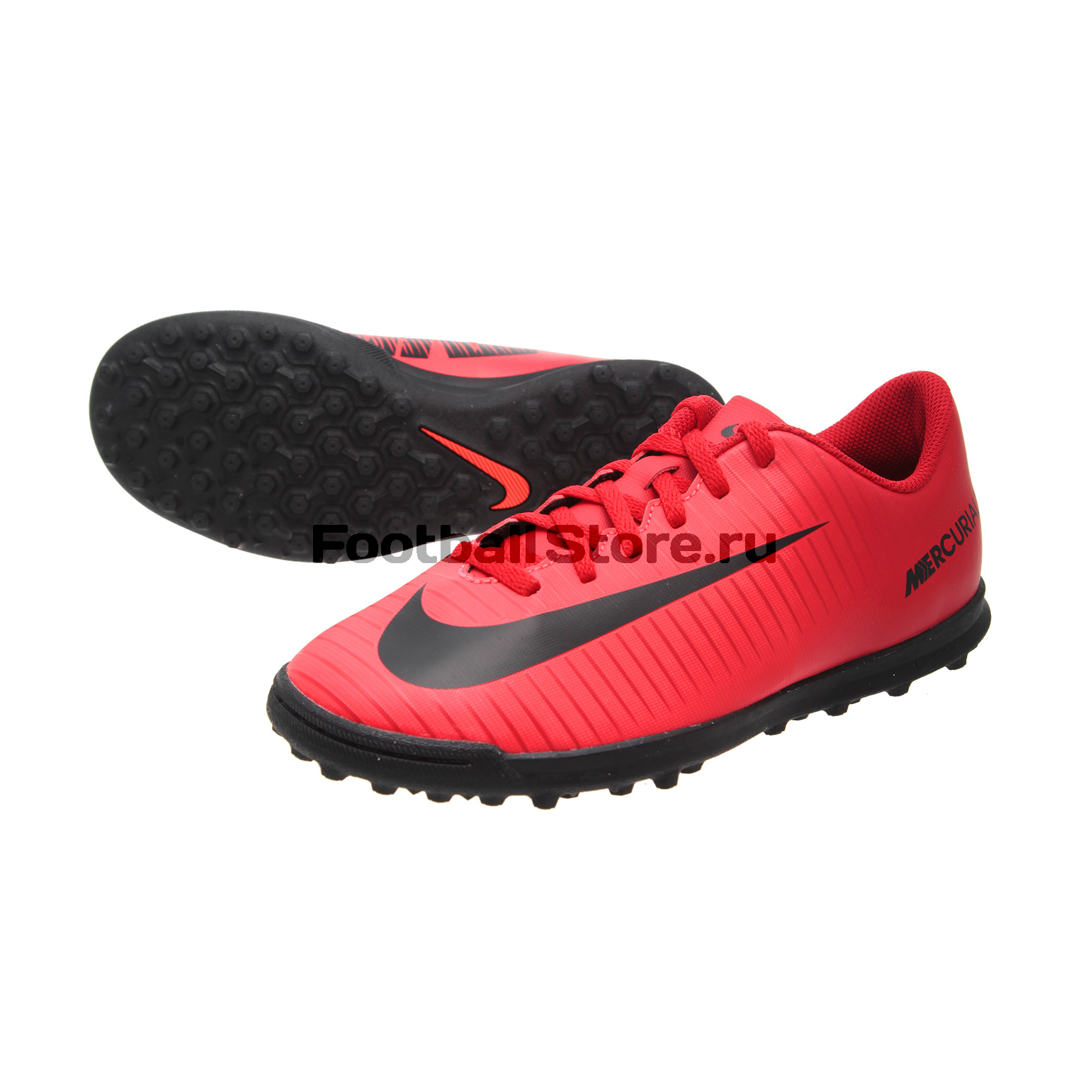Шиповки Nike JR MercurialX Vortex III TF 831954-616 бутсы nike бутсы jr mercurialx vapor xi ic