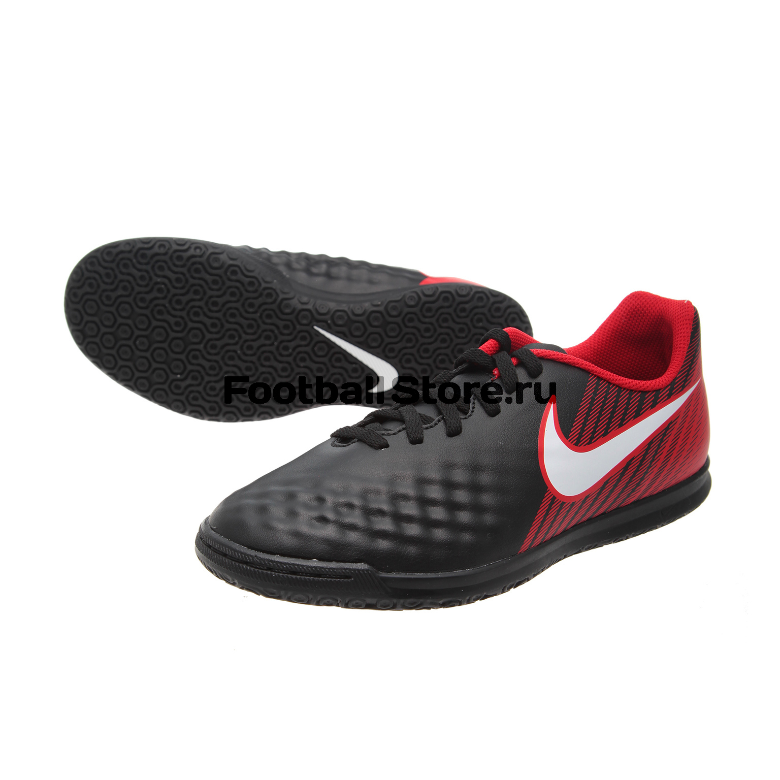 Обувь для зала Nike JR MagistaX Ola II IC 844423-061 бутсы nike jr magista ola ii fg 844204 414