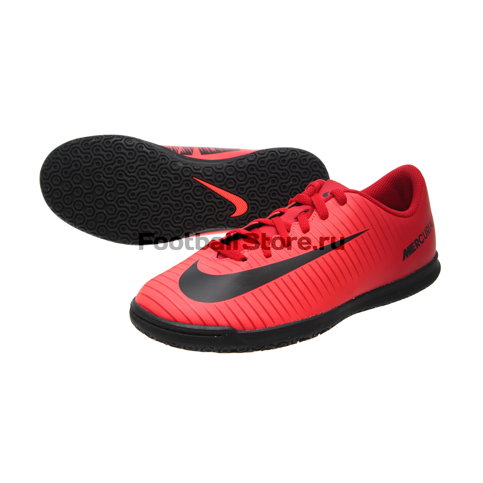 Обувь для зала Nike JR MercurialX  Vortex III IC 831953-616 бутсы nike бутсы jr mercurialx vapor xi ic