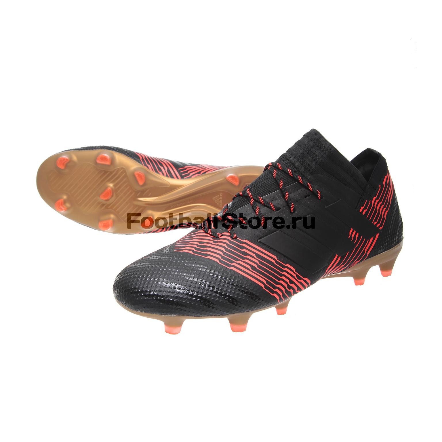 Бутсы Adidas Nemeziz 17.1 FG CP8932 бутсы adidas x 17 1 fg bb6353