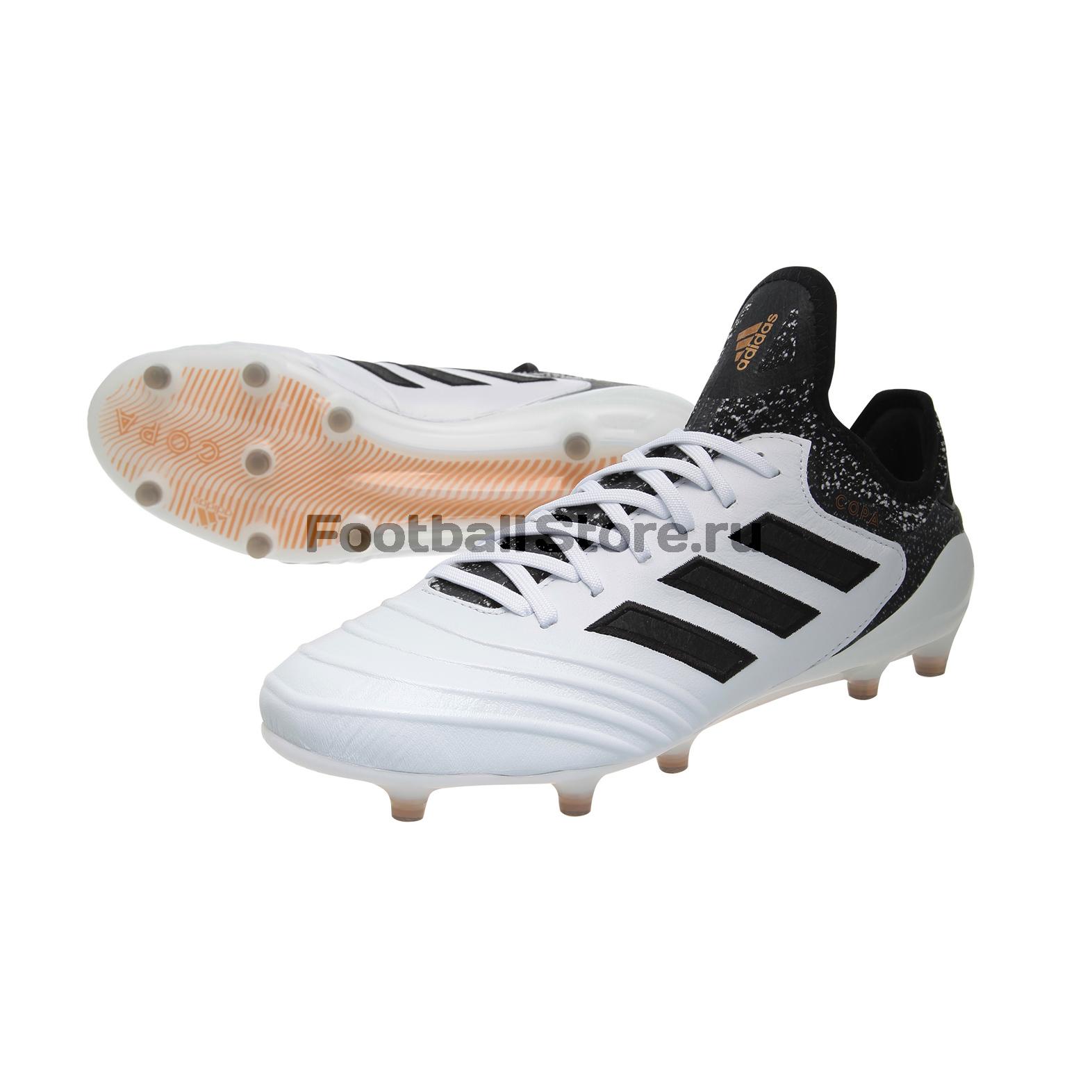 Бутсы Adidas Copa 18.1 FG BB6356 бутсы adidas x 17 1 fg bb6353