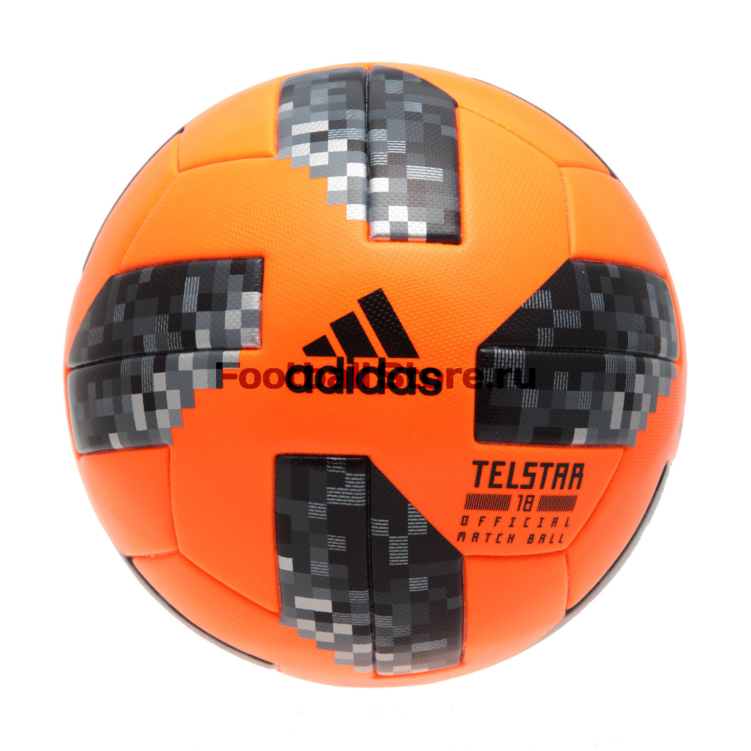 Официальный футбольный мяч Adidas World Cup Winter CE8084 смартфон
