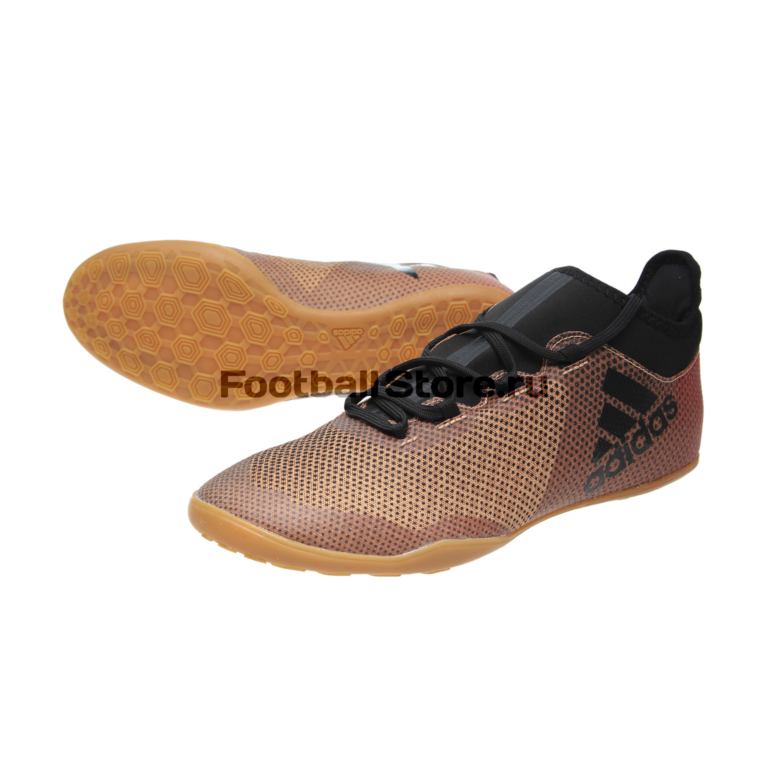 Обувь для зала Adidas X Tango 17.3 IN CP9139 обувь для зала adidas ace tango 18 3 in jr cp9075