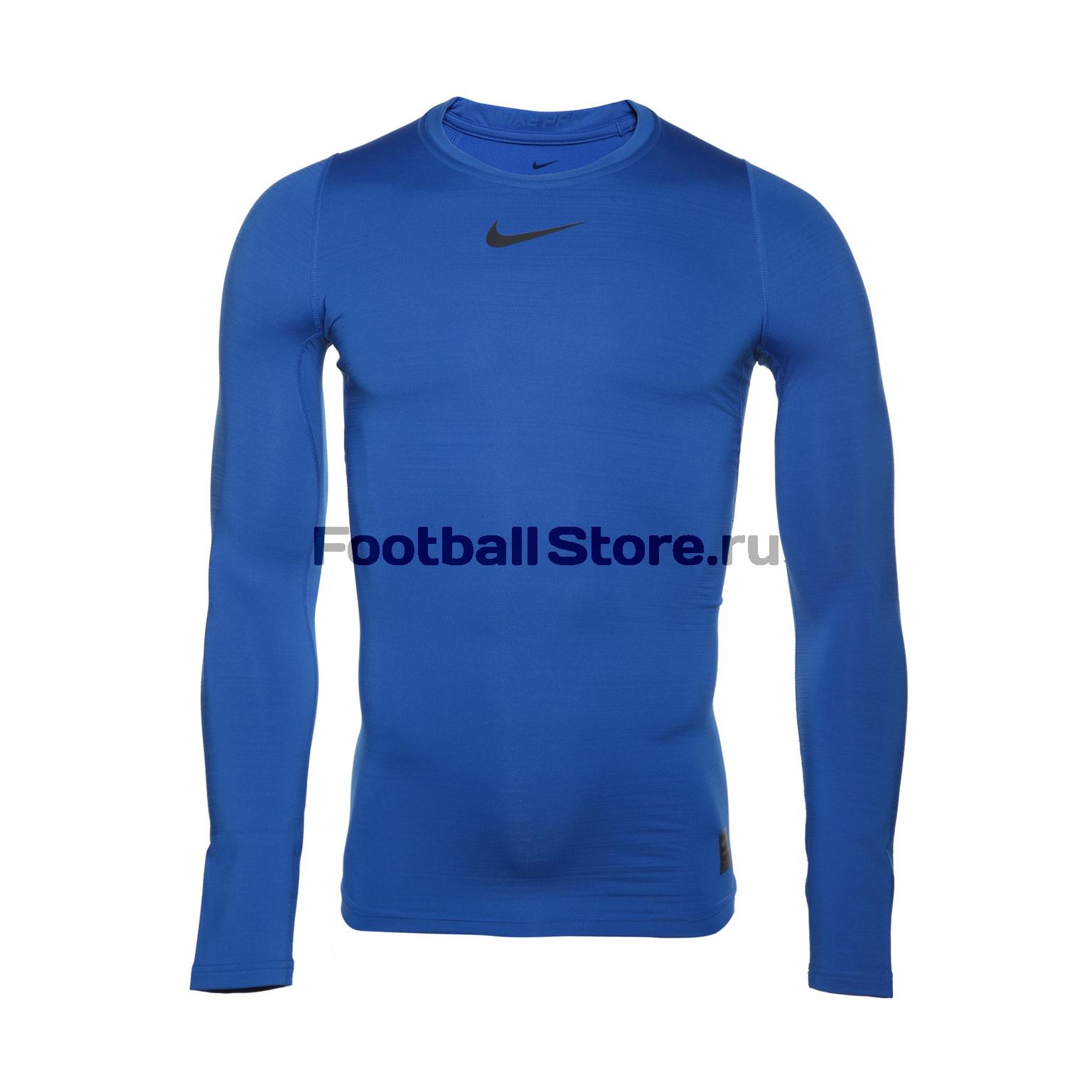 Белье футболка Nike Warm Comp 838044-480