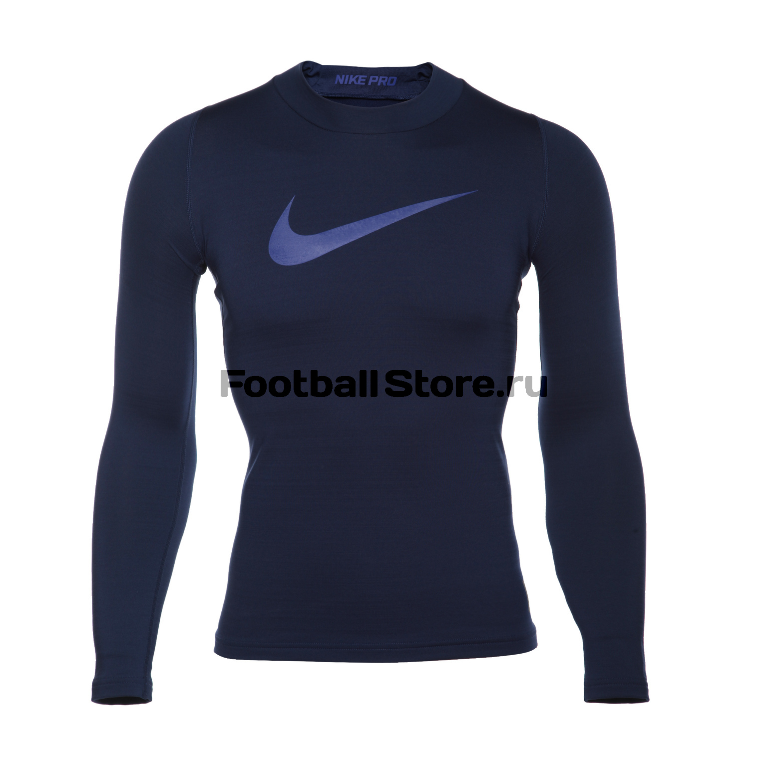 Белье футболка подростковая Nike Warm Top AH0316-429 нижнее белье nike 654876 341 pro combat