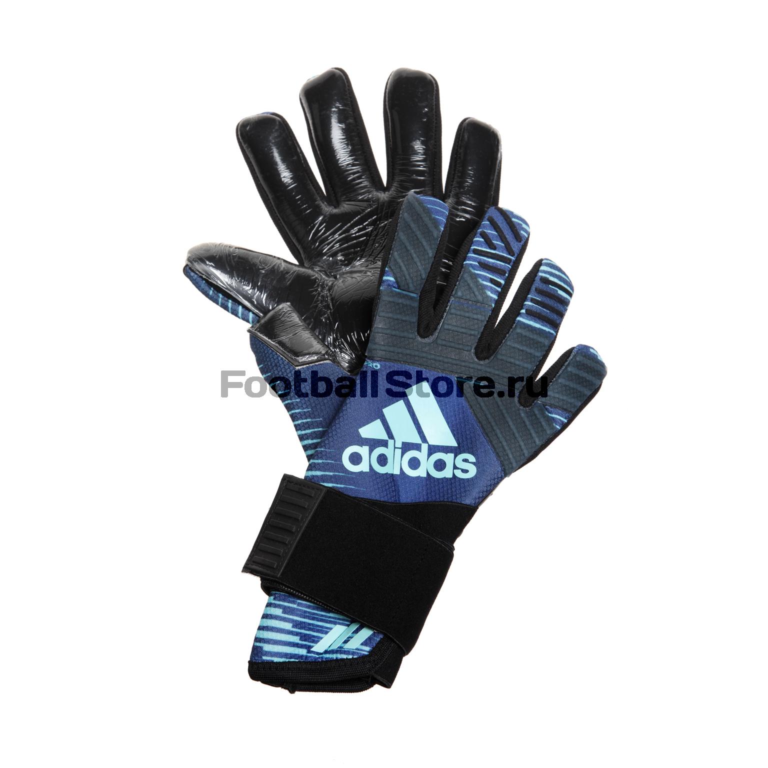 Перчатки вратарские Adidas Ace Thunderstor CD9129 перчатки вратарские adidas ace half neg az3688