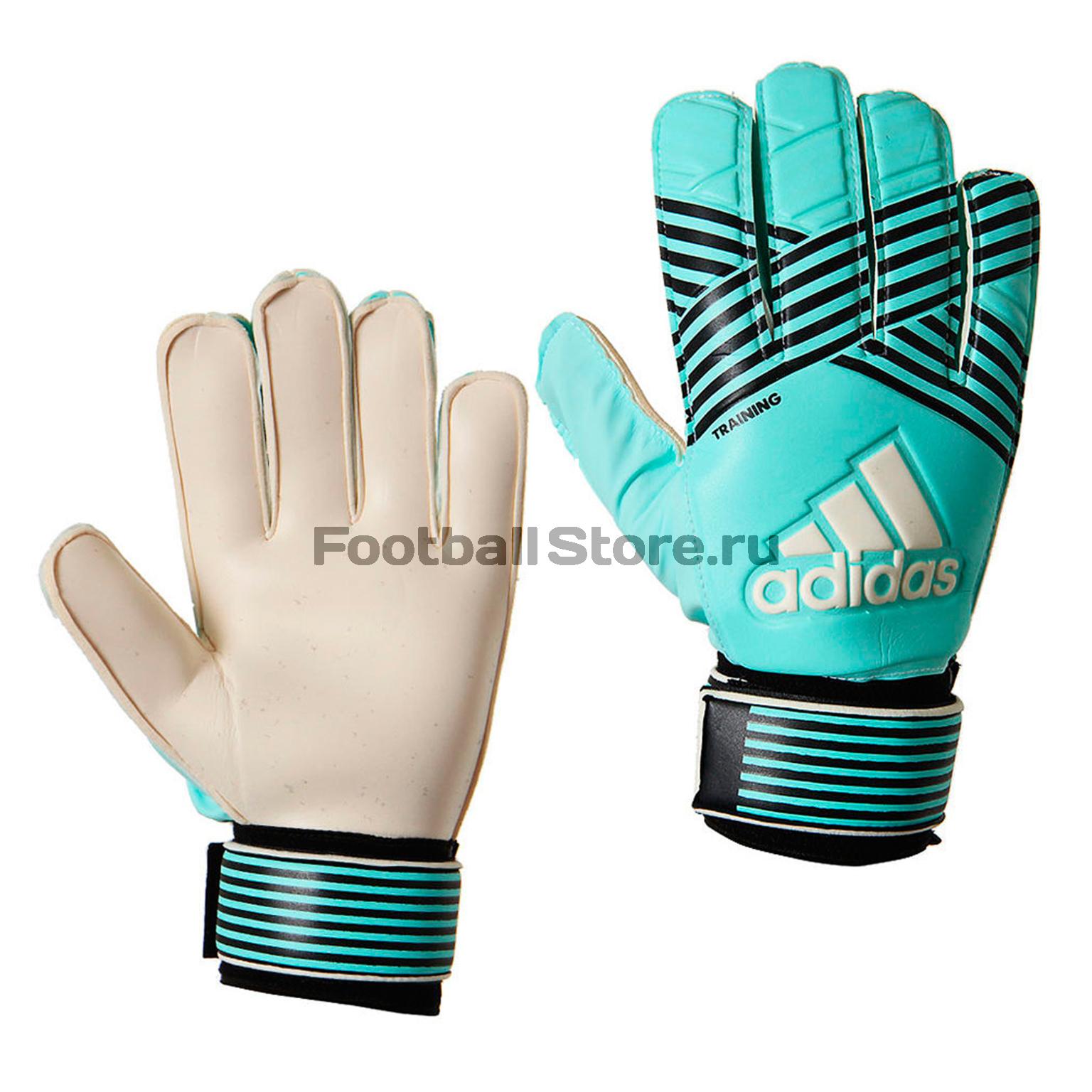 Перчатки вратарские Adidas Ace Training BQ4588 adidas adidas ace 16 1 ct