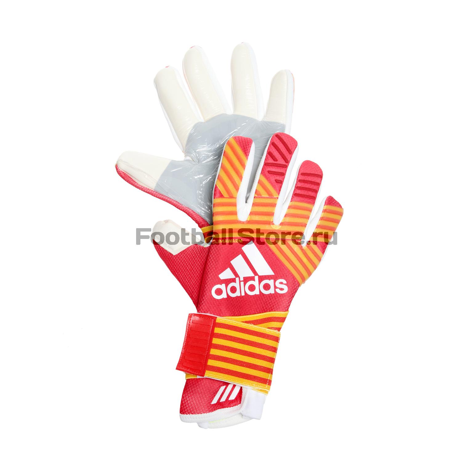 Перчатки вратарские Adidas Ace Trans Clima BS4107 перчатки вратарские adidas ace half neg az3688