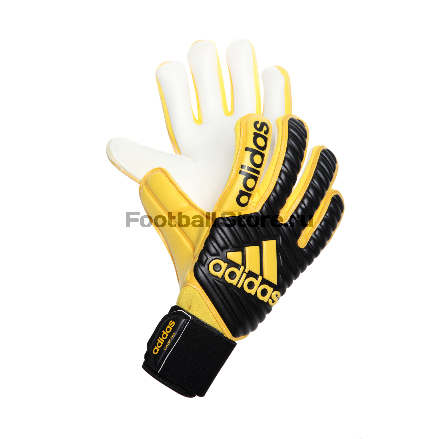 Перчатки Adidas Перчатки вратарские Adidas Classic Pro BS1536 платье lucky move lucky move mp002xw0e1zw