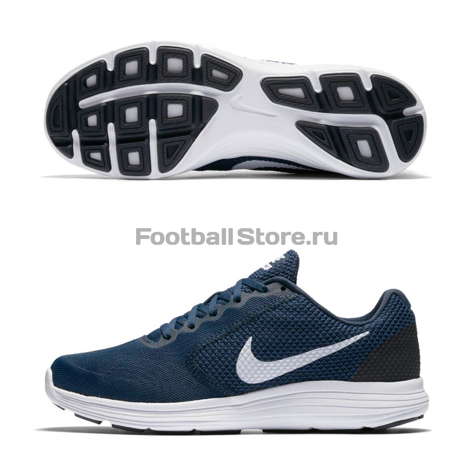 Кроссовки Nike Кроссовки Nike Revolution 3 819300-406 кроссовки nike кроссовки nike md runner 2 749794 410