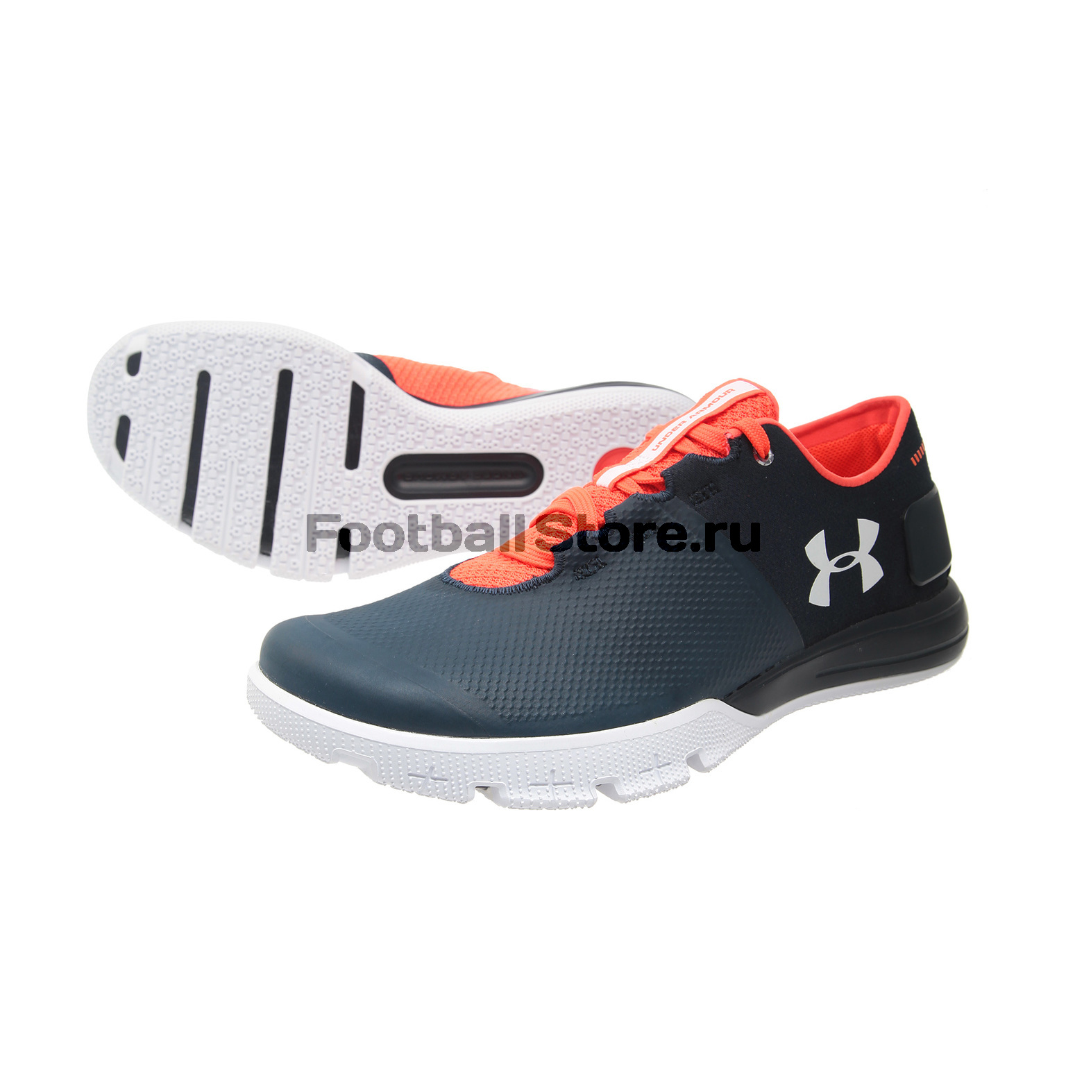 Кроссовки Under Armour Кроссовки Under Armour Charged Ultimate TR 2.0 1285648-288 лонгслив спортивный under armour under armour un001egojl01
