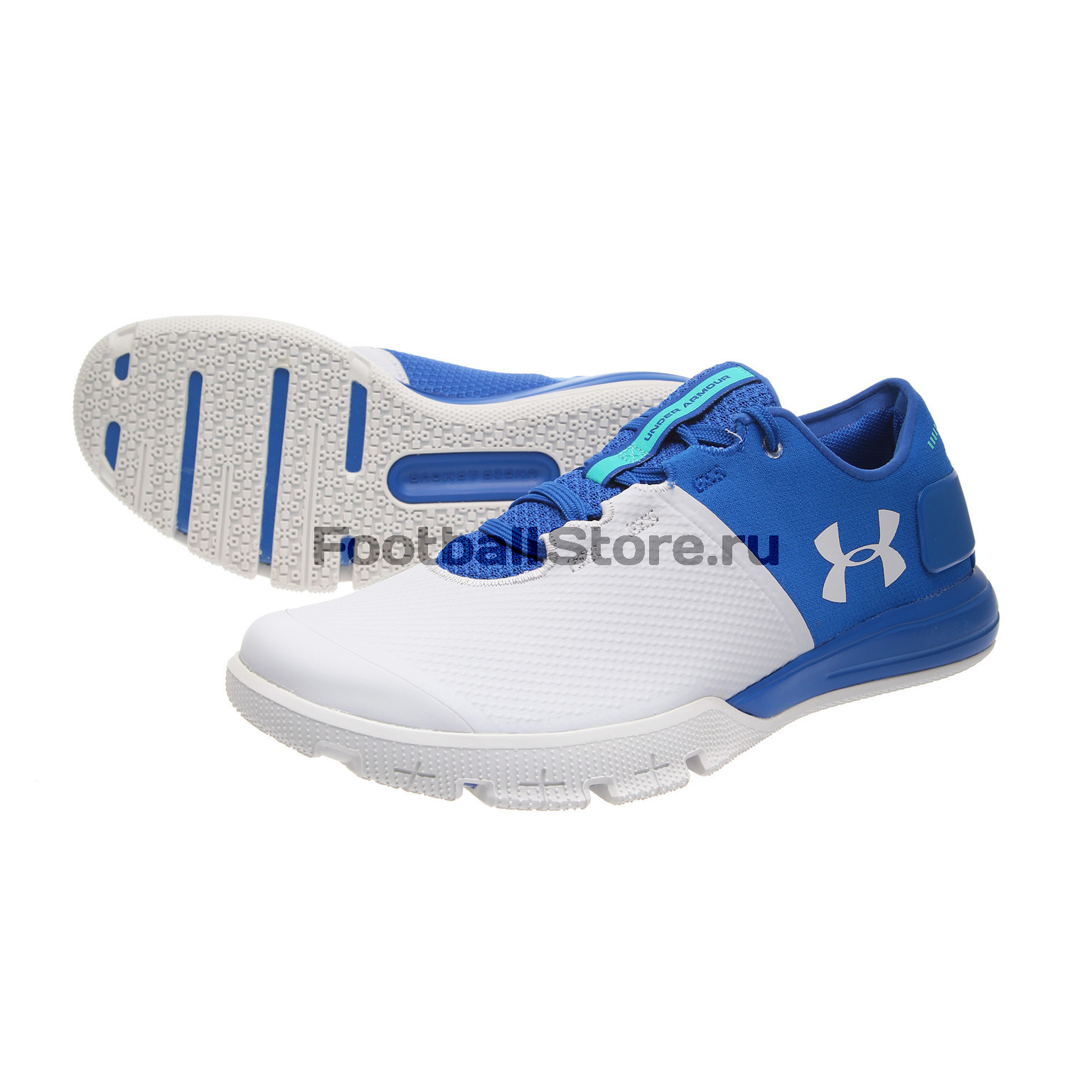 Кроссовки Under Armour Charged Ultimate TR 2.0 1285648-907 баскетбольные кроссовки nike lebron 11 what the lebron lbj 650884 400