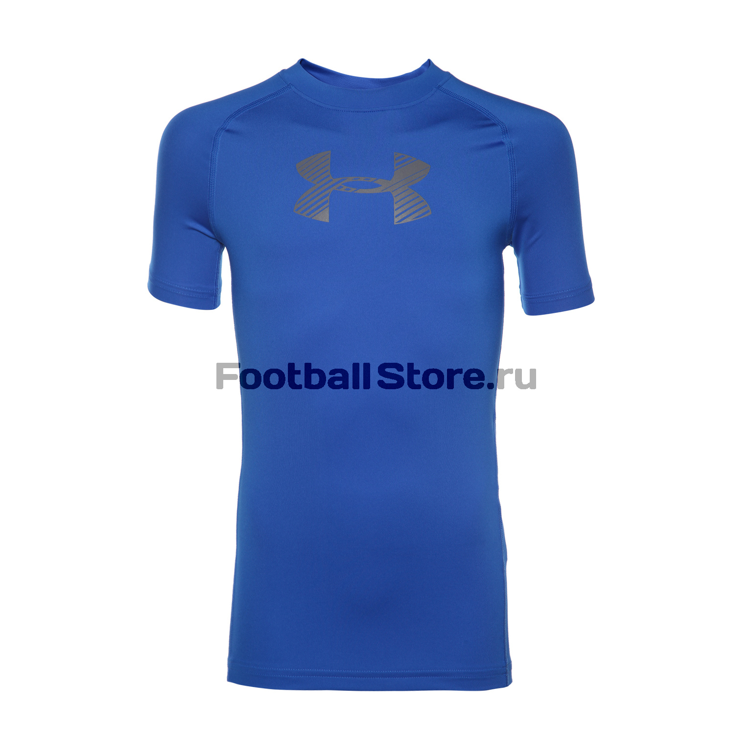цены Белье футболка подростковая Under Armour SS 1289957-907