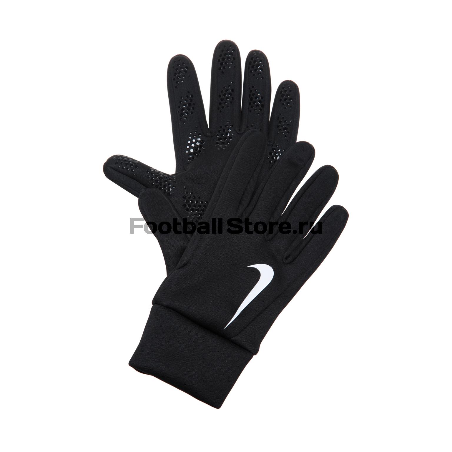 Перчатки Nike Перчатки тренировочные Nike HyperWarm GS0321-013 nike nike ni464emhbd33