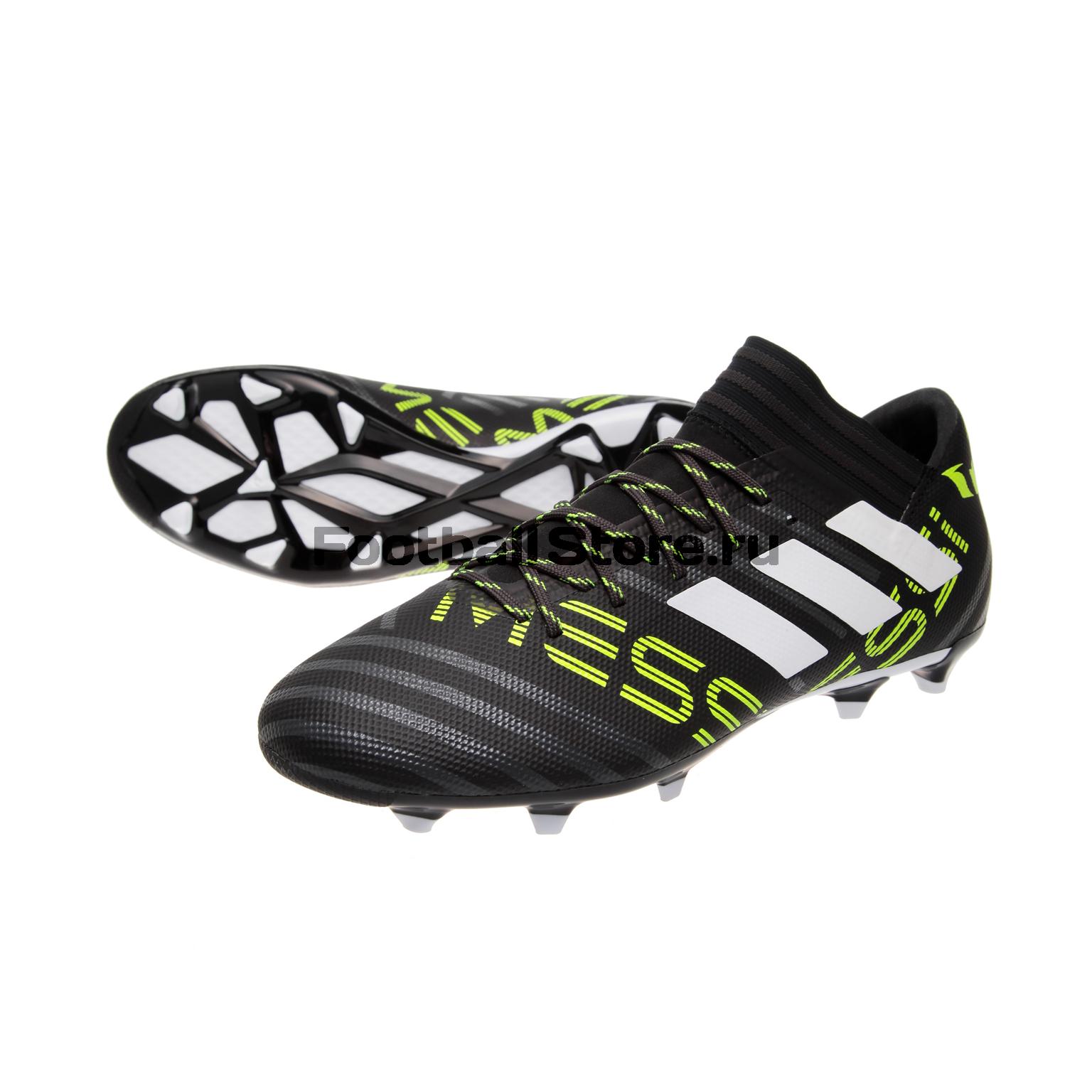 Игровые бутсы Adidas Бутсы Adidas Nemeziz Messi 17.3 FG BY2413