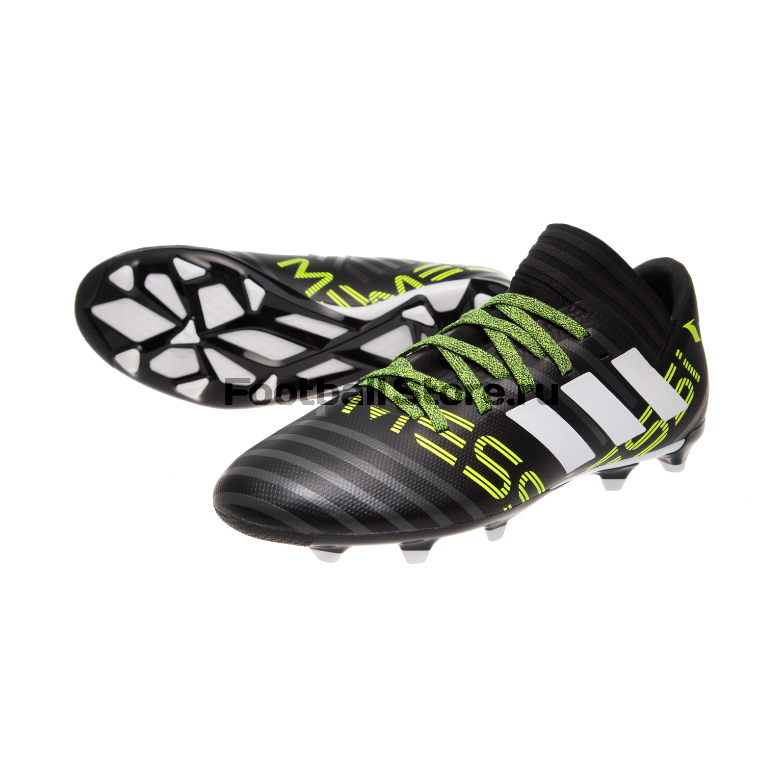 Детские бутсы Adidas Бутсы Adidas Nemeziz Messi 17.3 FG JR CG2966 adidas бутсы adidas messi 15 3 jr af4665
