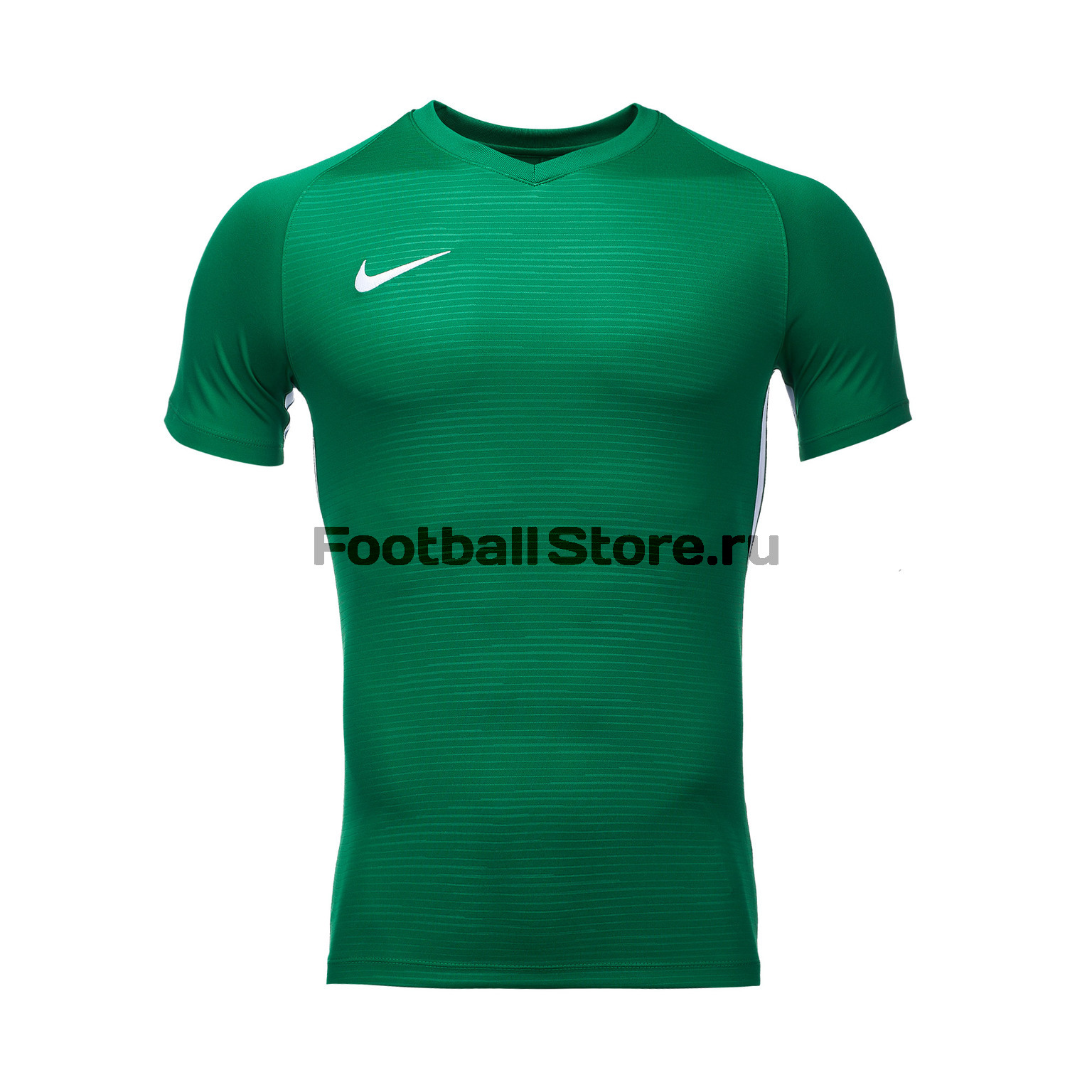 Футболка игровая Nike Dry Tiempo Prem JSY SS 894230-302 nike футболка zenit ss h a stadium jsy