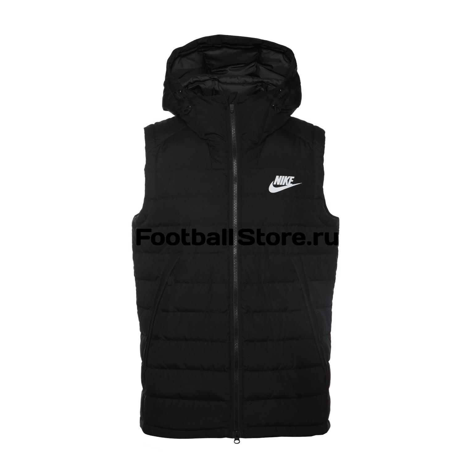 Куртки/Пуховики Nike Жилет Nike NSW Down Fill 806858-012 щипцы remington ci 2725 ci 2725