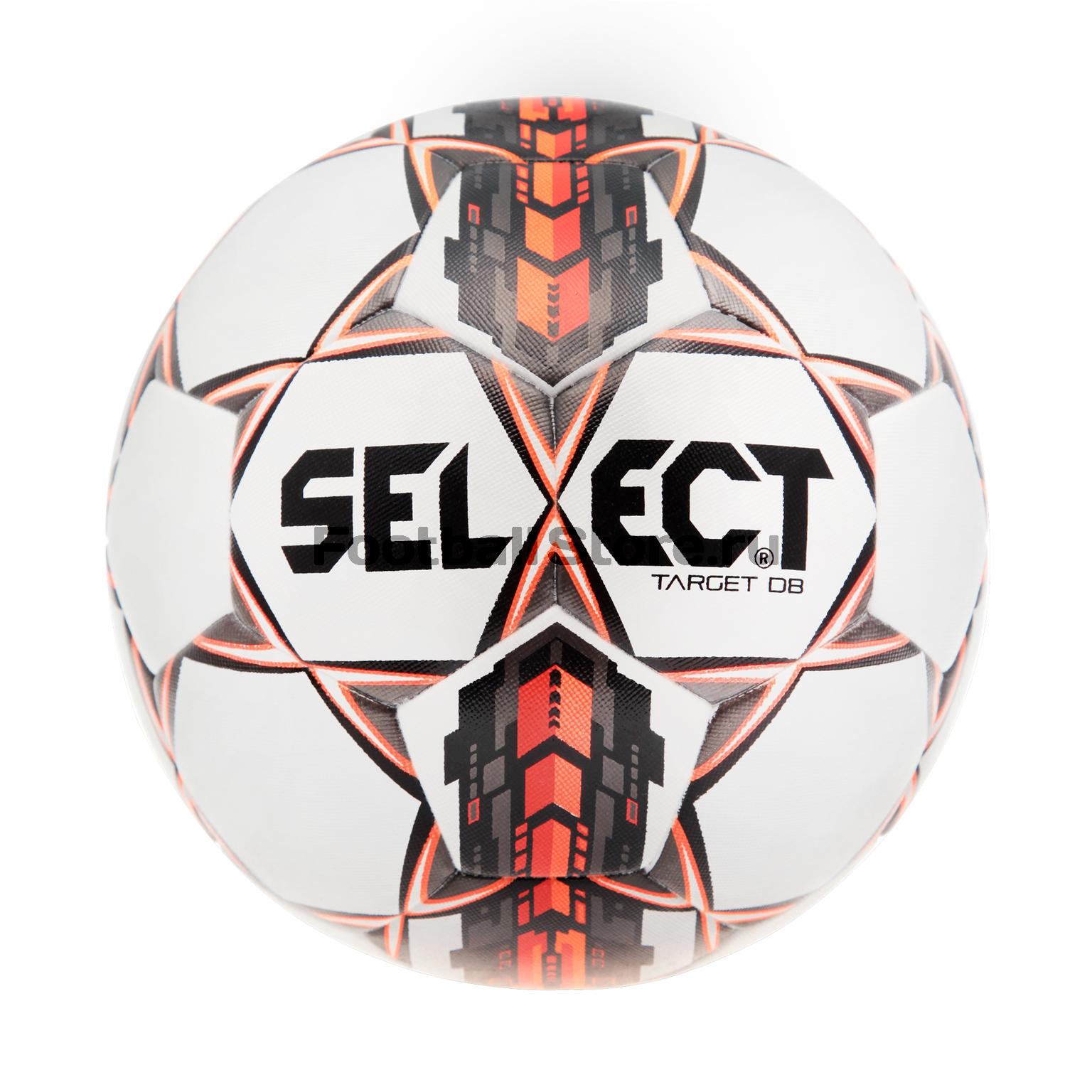 Классические Select Футбольный мяч Select Target DB 815217-006 select мundo красный 846211 323