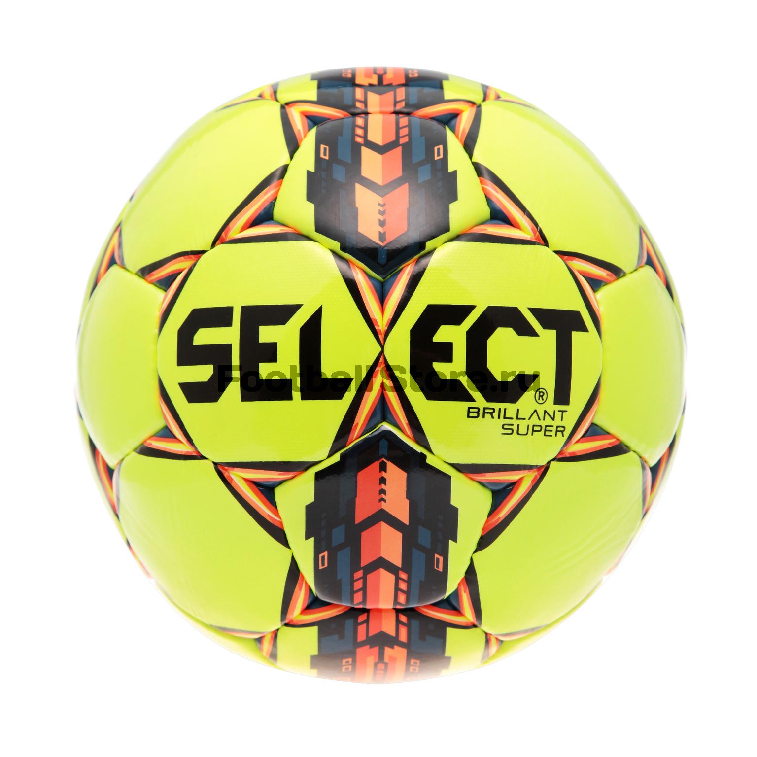 Классические Select Футбольный мяч Select Brillant Super Fifa 810108-778 мяч футбольный select team fifa 5